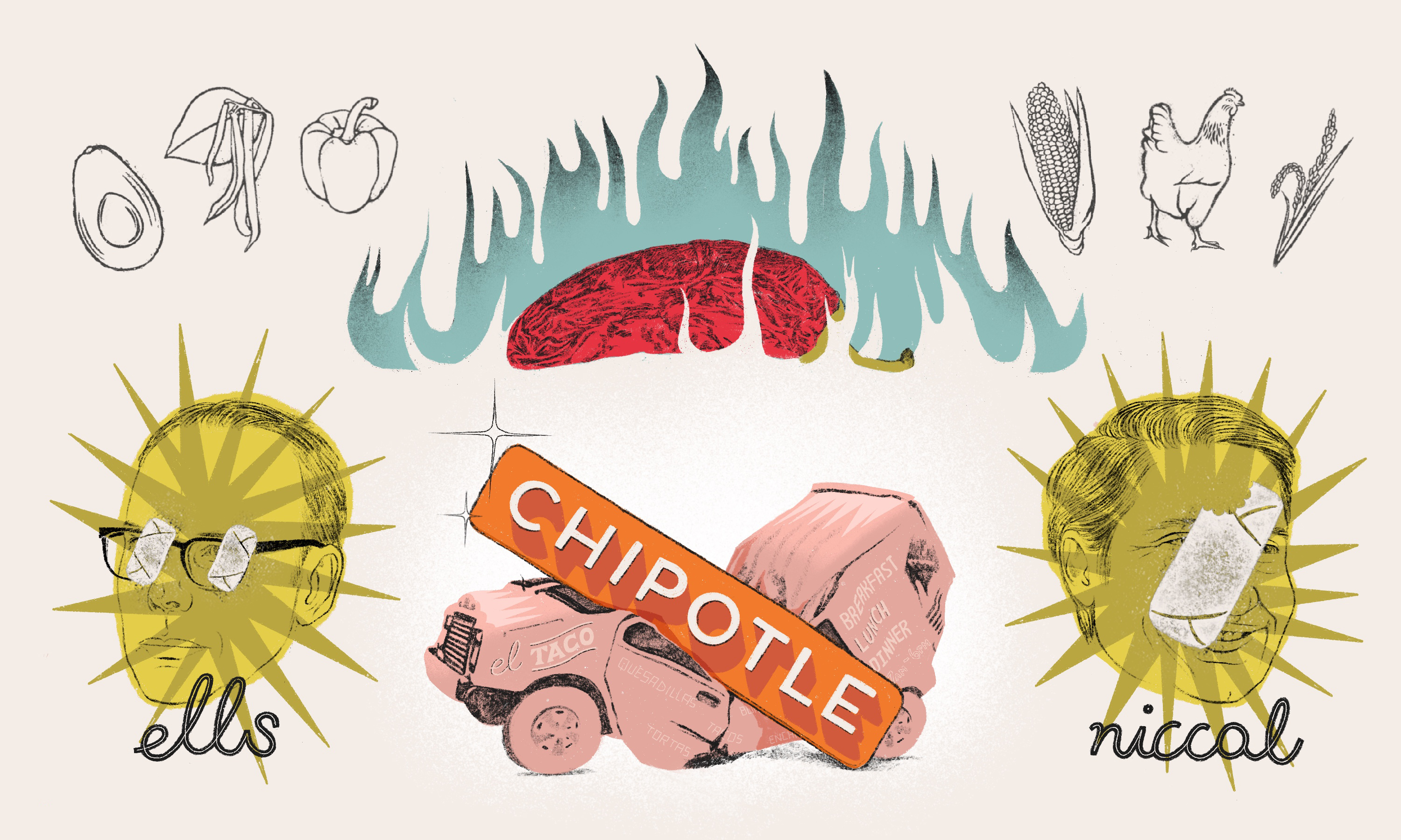 There Is Only One Burrito in America Now, and That Burrito, Unfortunately, Is Chipotle