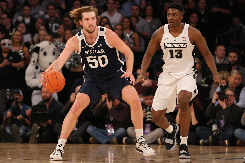 NCAA Basketball: Big East Tournament-Butler vs Providence