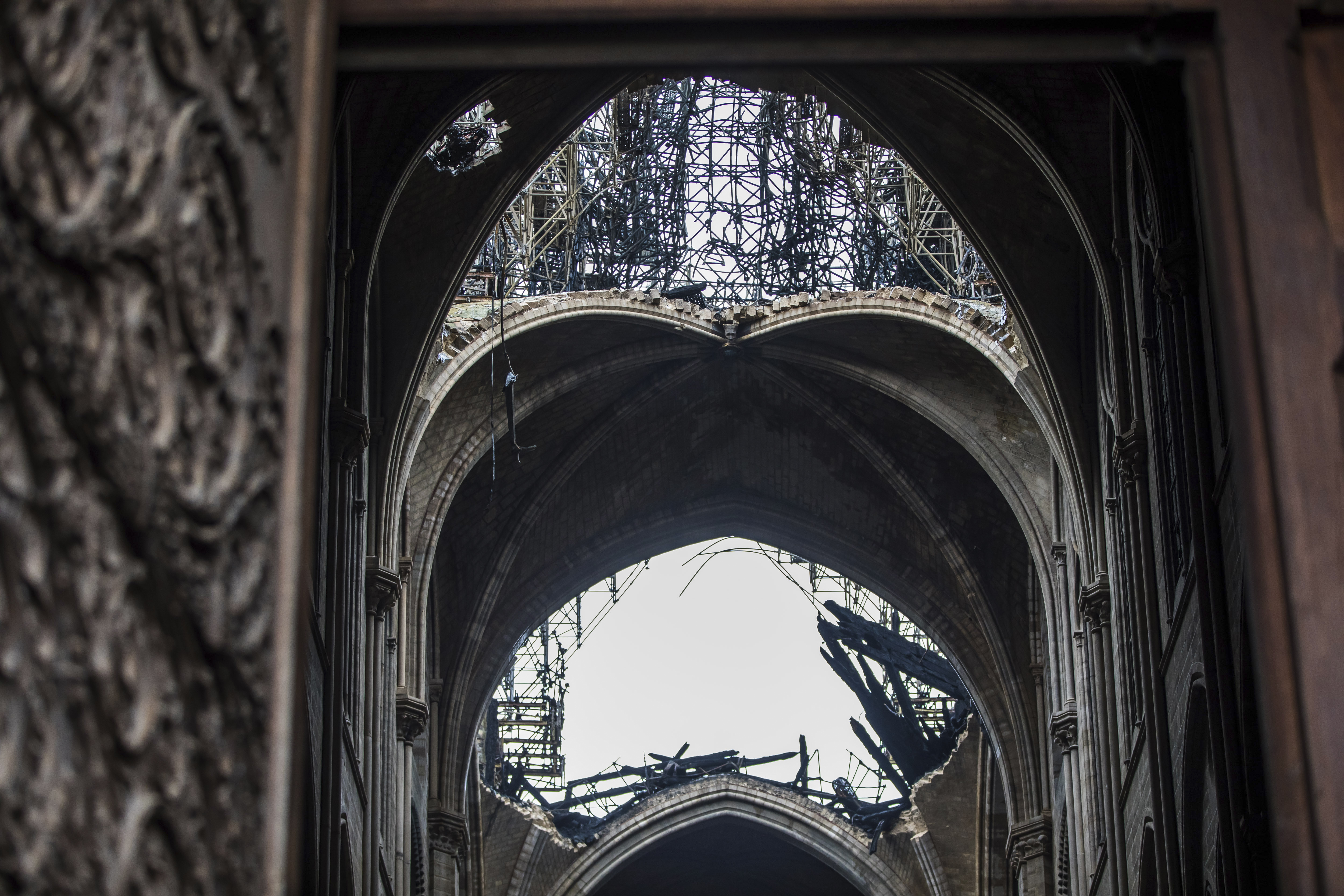 Notre Dame fire: a historian on rebuilding the cathedral