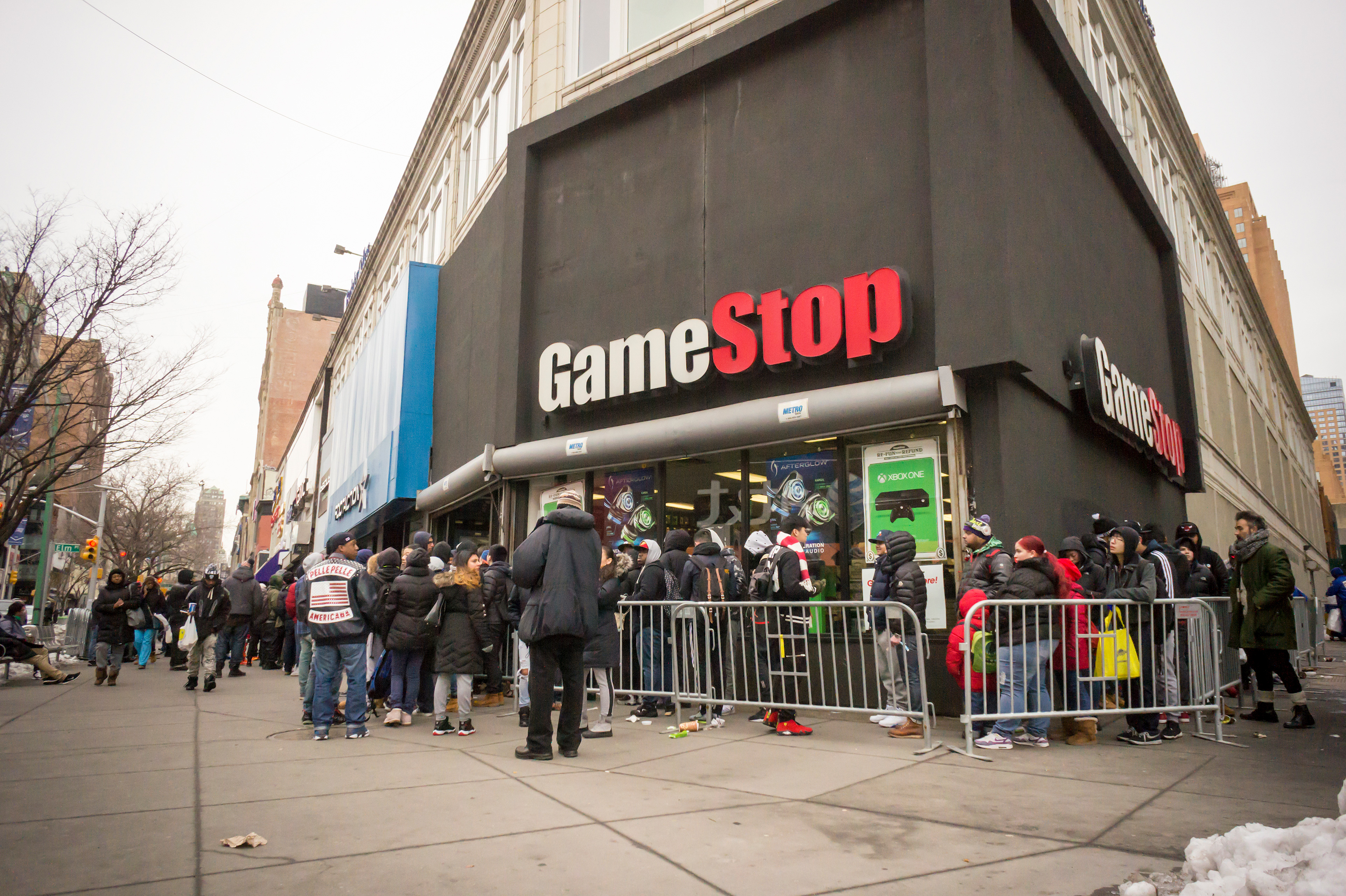 GameStop to allow game returns for full store credit within two days of release