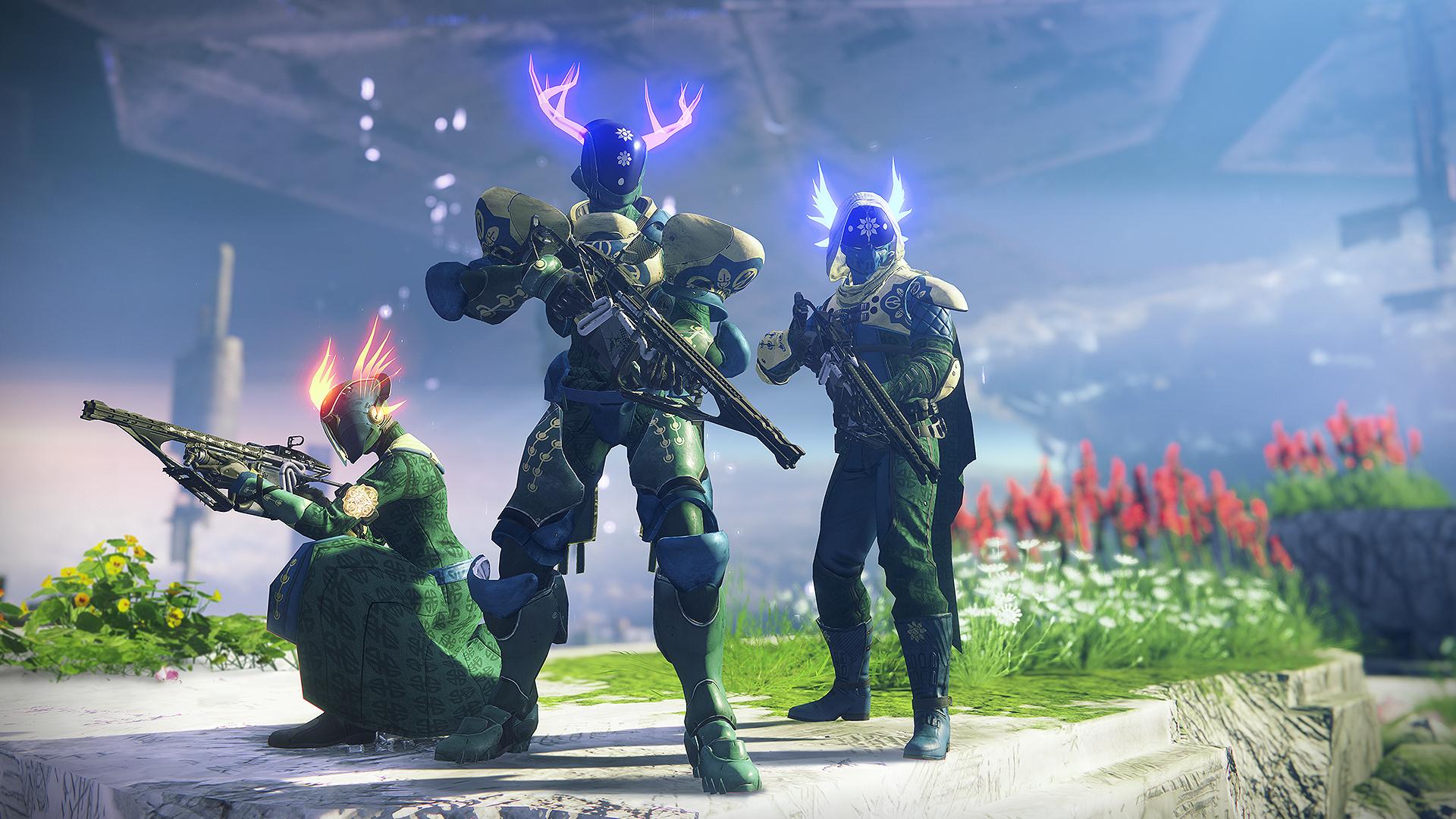 Revelry spring event Destiny 2