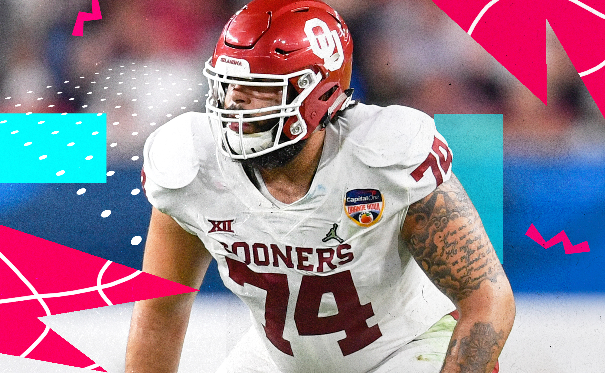 The NFL doesn't have many offensive tackles like Cody Ford — yet