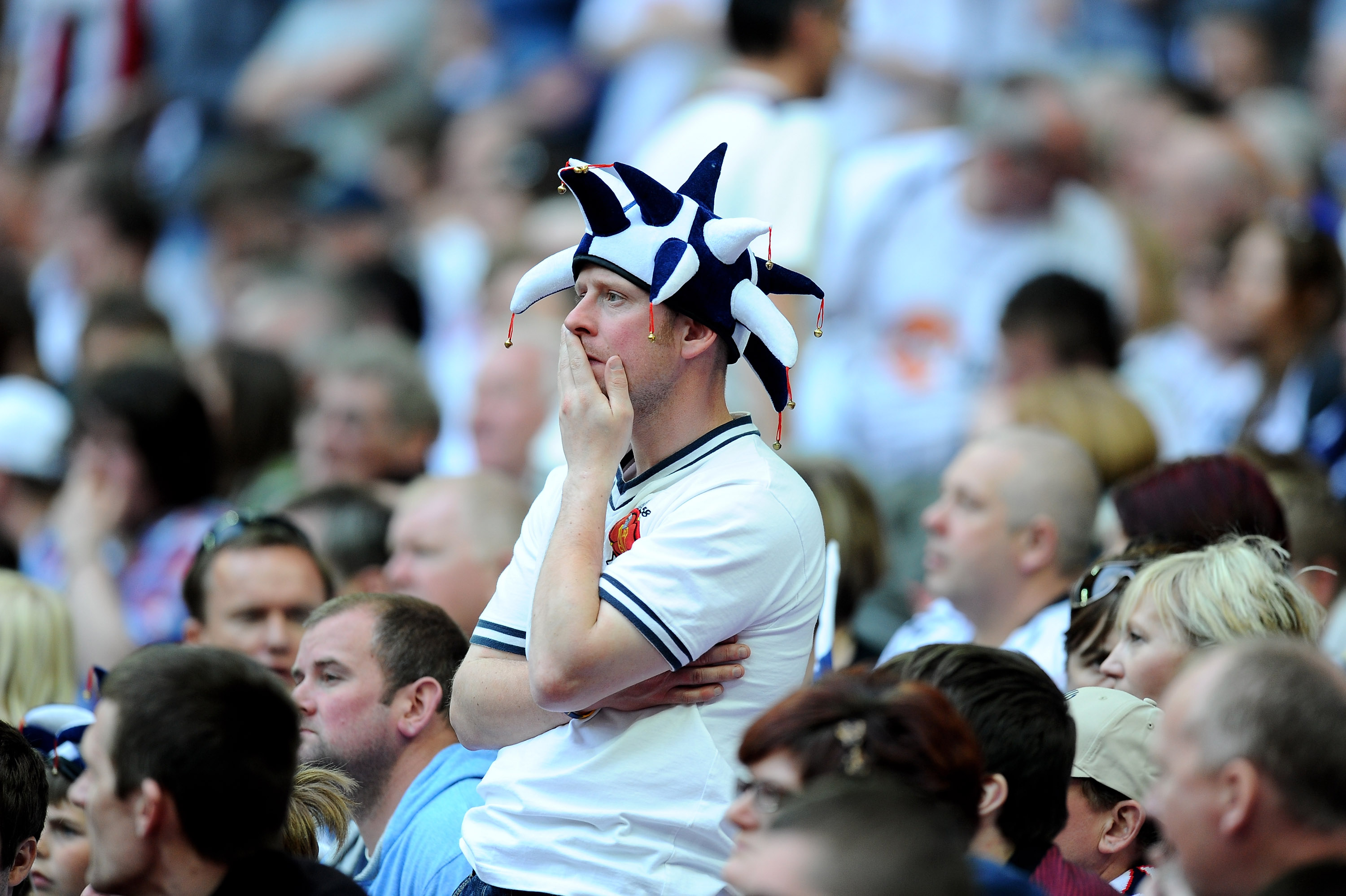 Eight Years Ago Today - Wembley, and the Day Things Started to go Wrong for Bolton Wanderers