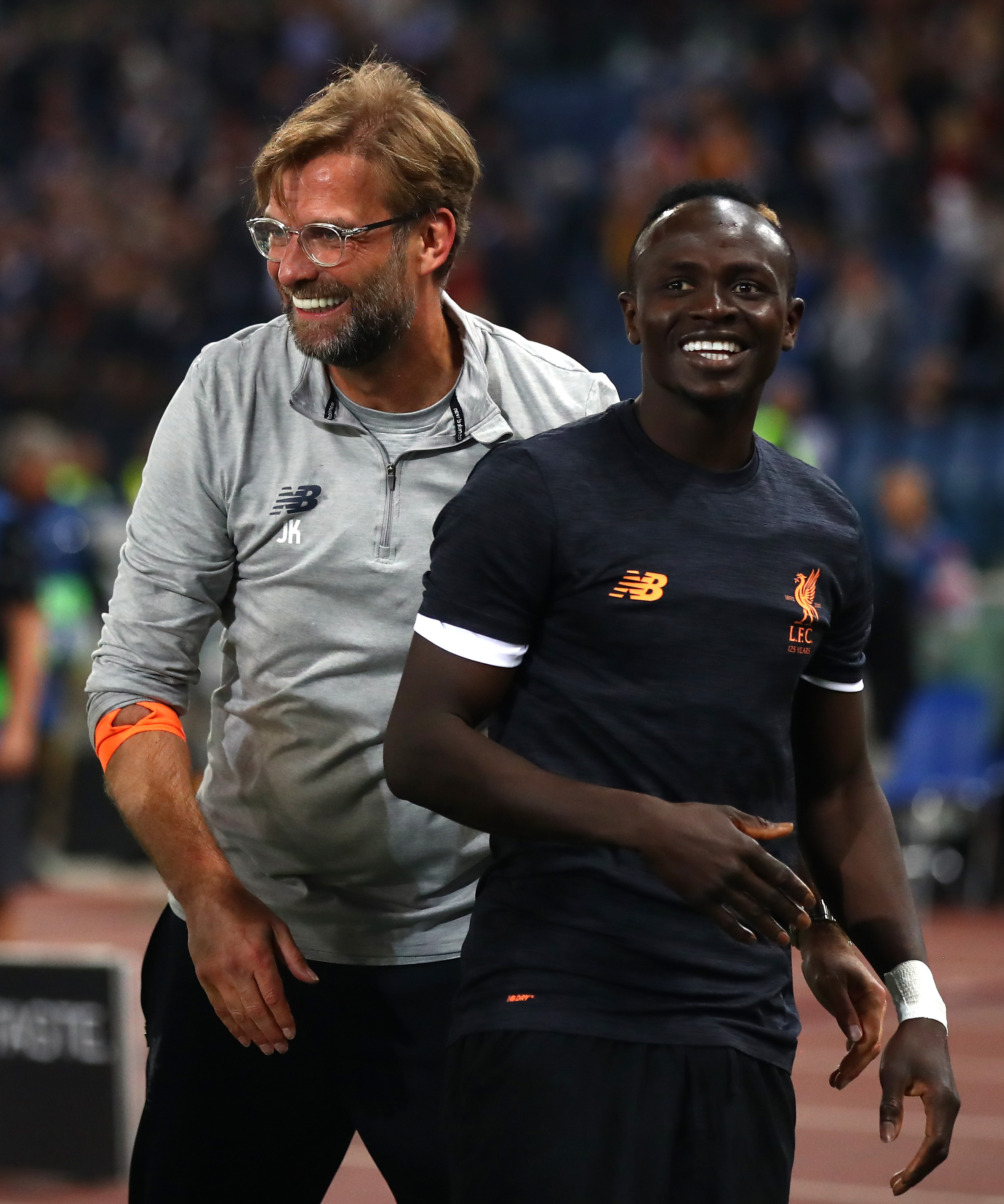 Sadio Mané Wants to Be a Liverpool Legend