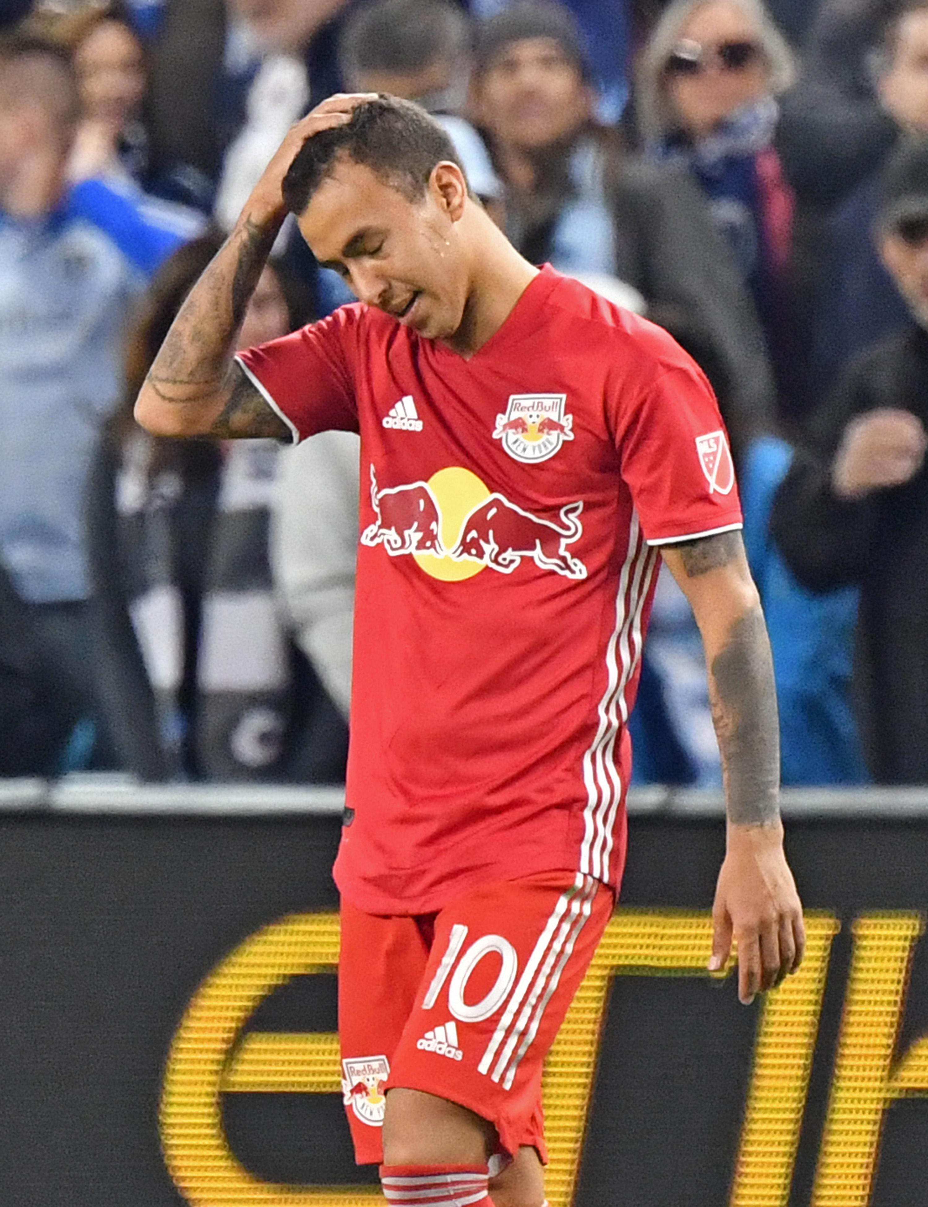 MLS: New York Red Bulls at Sporting Kansas City