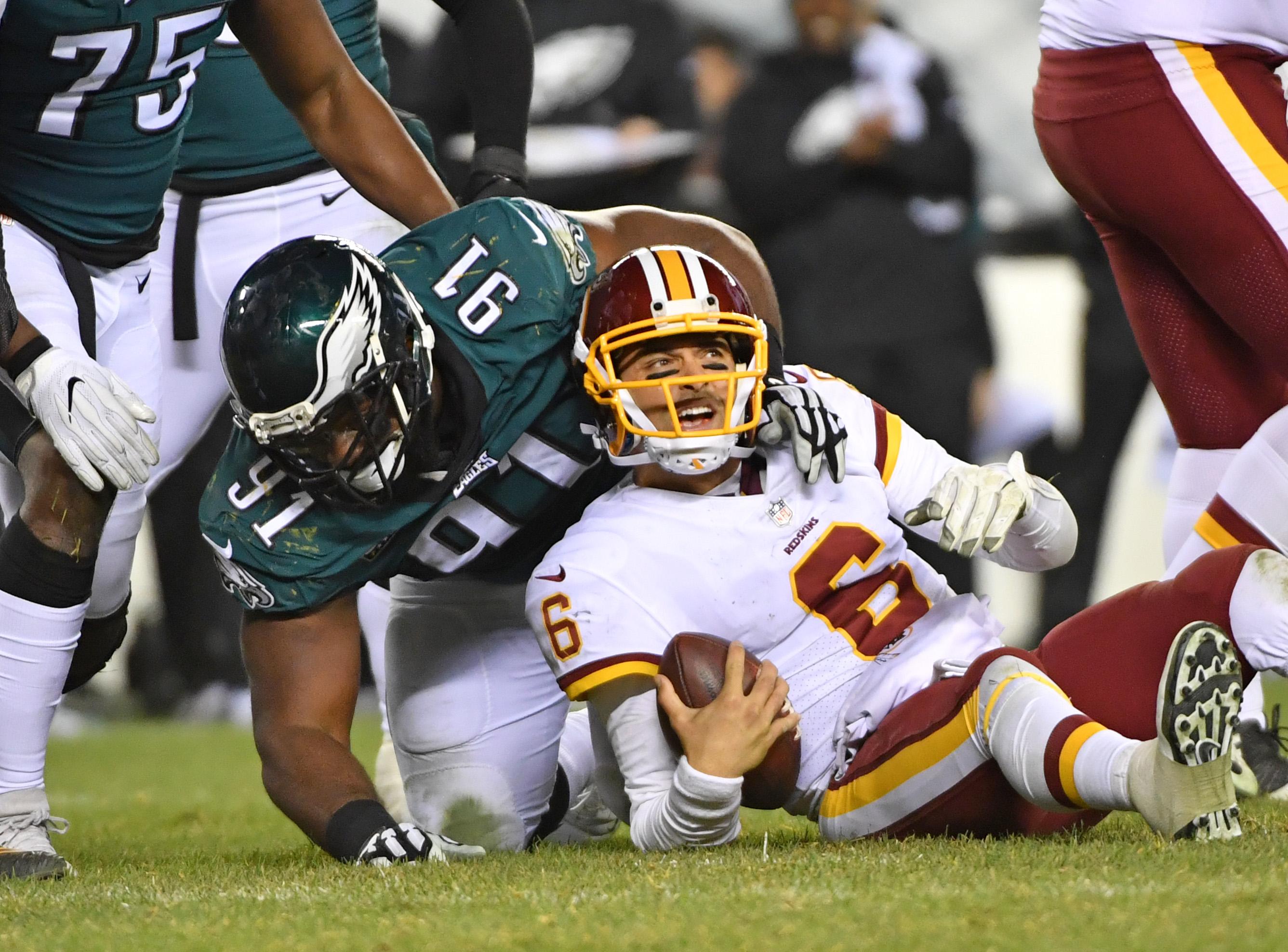 0e17aac5cdb NFL Schedule Leak Rumors  Eagles to host Washington in Week 1