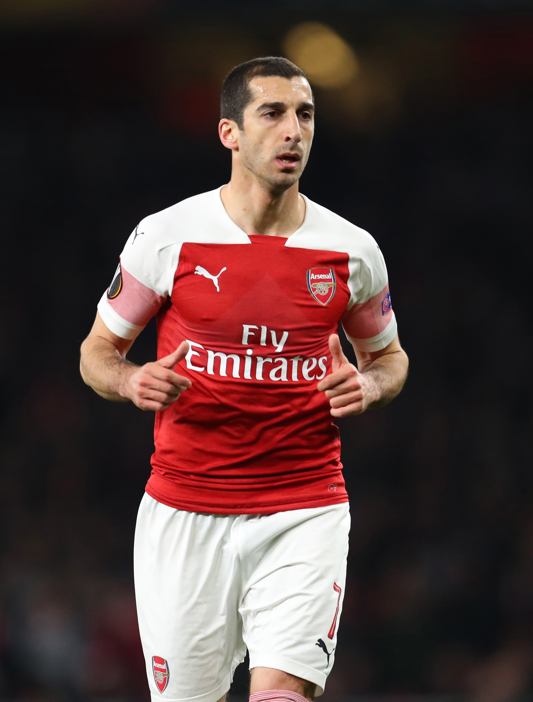 UEFA confident they'll get Arsenal's Mkhitaryan to Europa Final