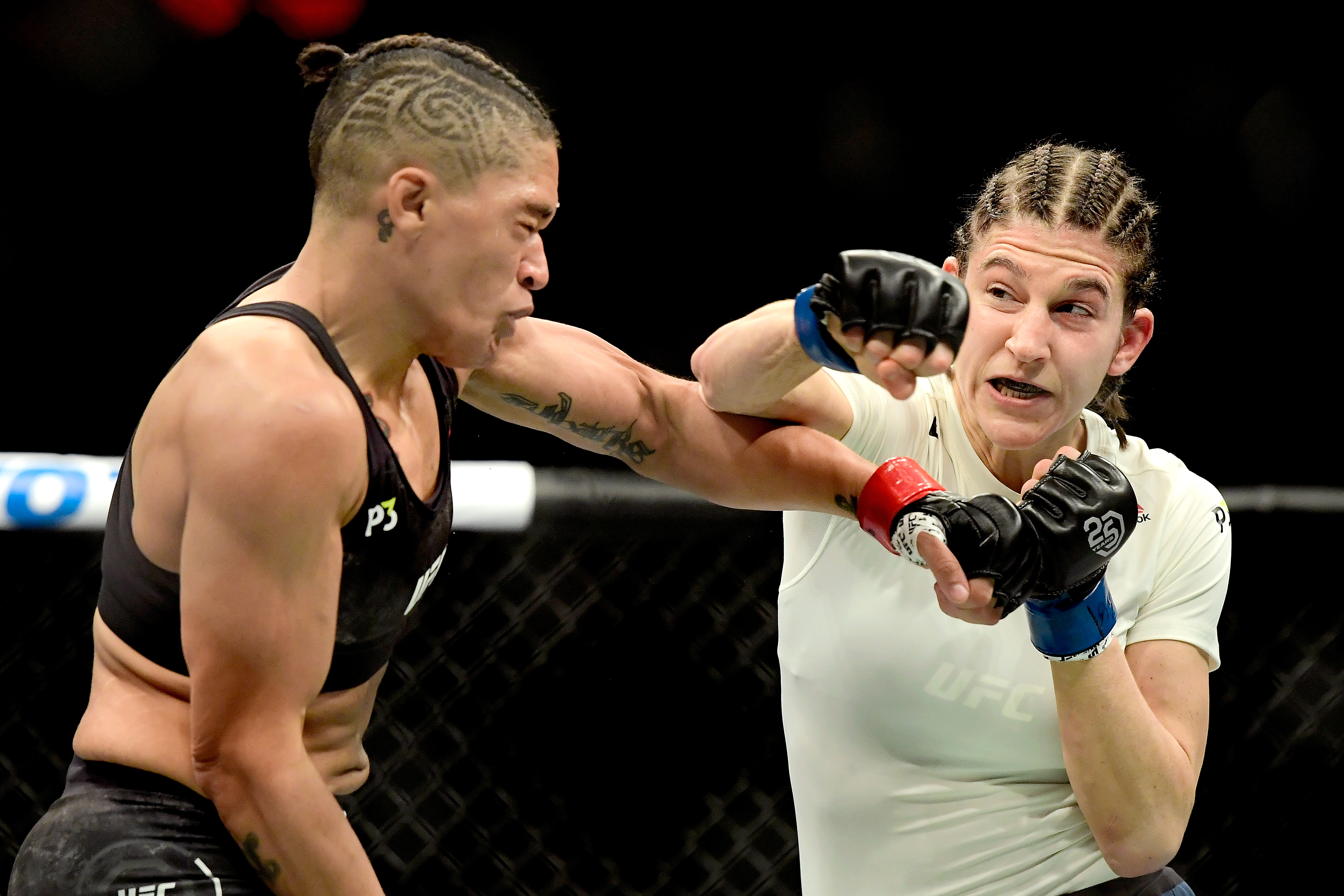 Image result for UFC St. Petersburg: Roxanne Modafferi admits 'physical strength has been my weakness' ahead of Antonina Shevchenko fight