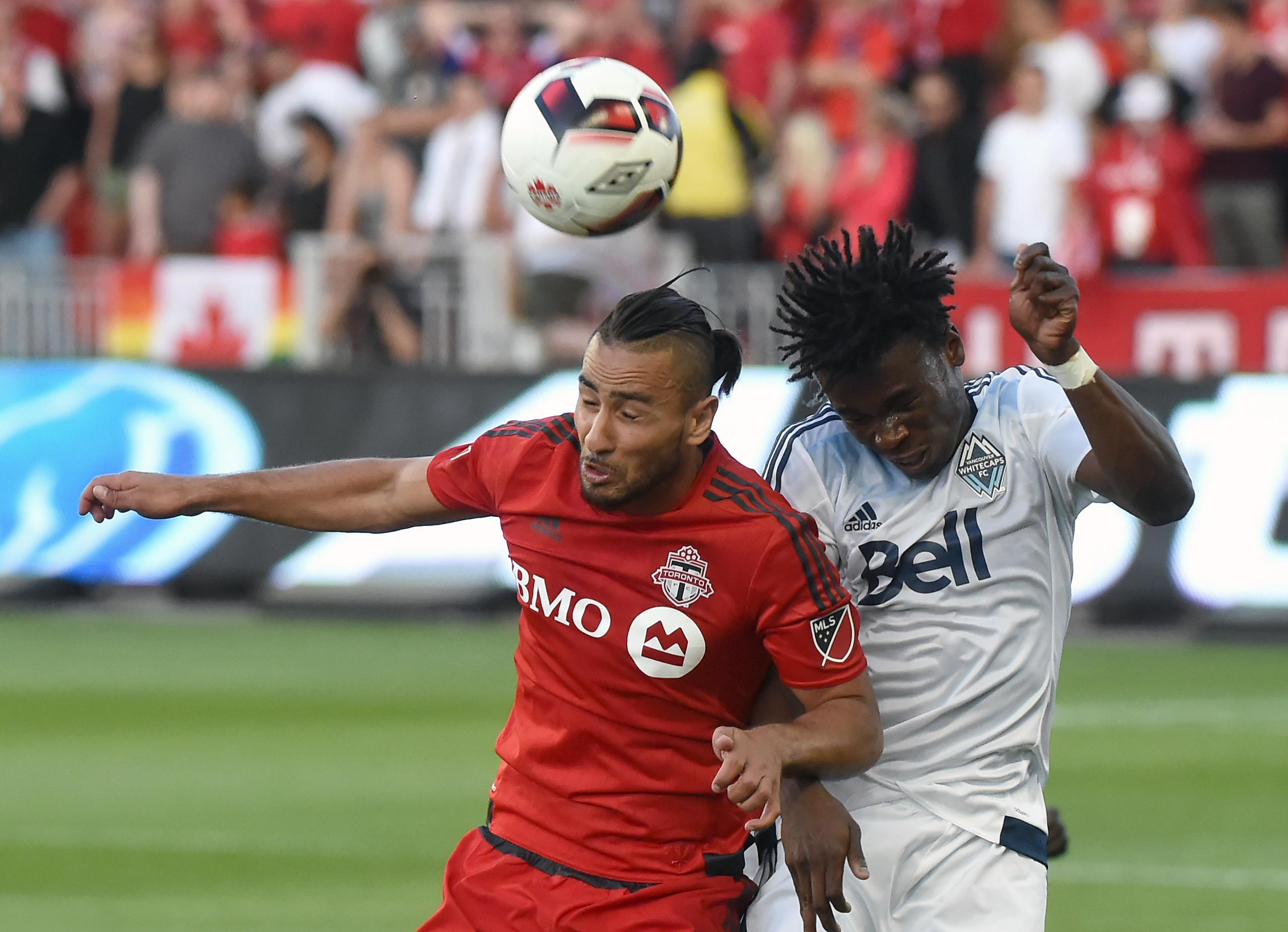 MLS: Canadian Championship-Vancouver Whitecaps FC at Toronto FC