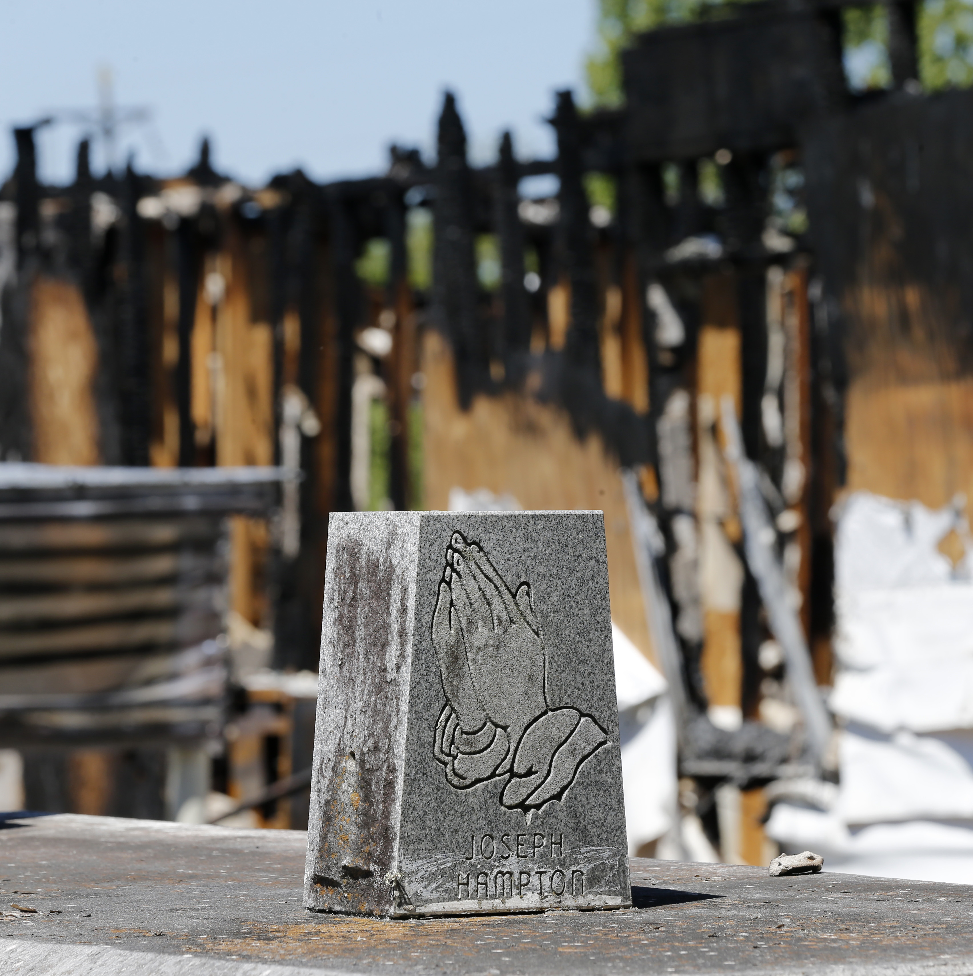 Notre Dame fundraisers inspire donations to black churches burned in Louisiana