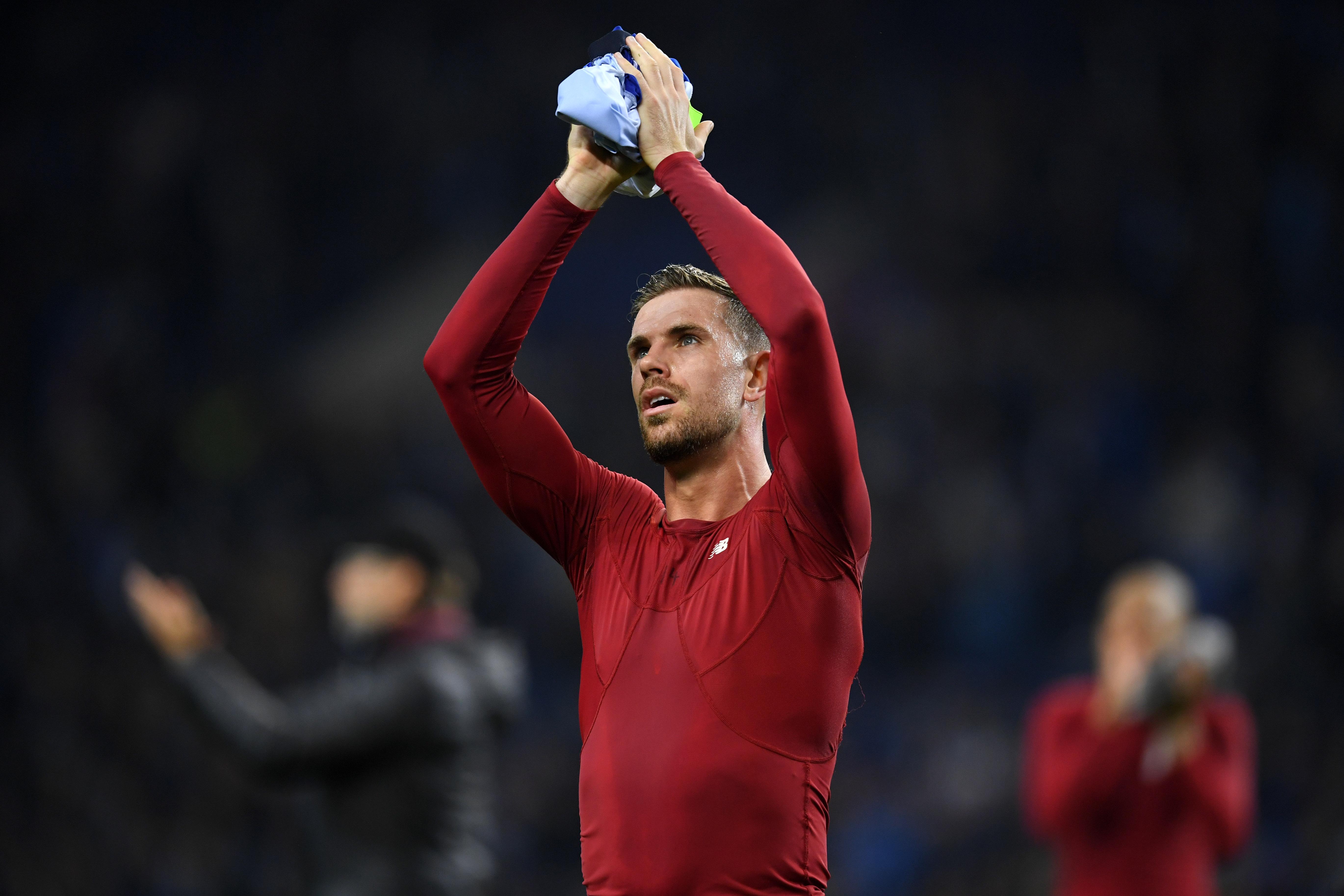 Jordan Henderson on Porto Win: The Lads Dug In