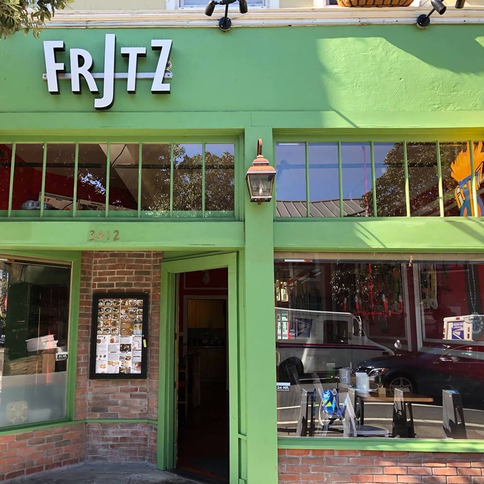 Eccentric 20-Year-Old Eatery Frjtz Moving to Delivery-Only Format