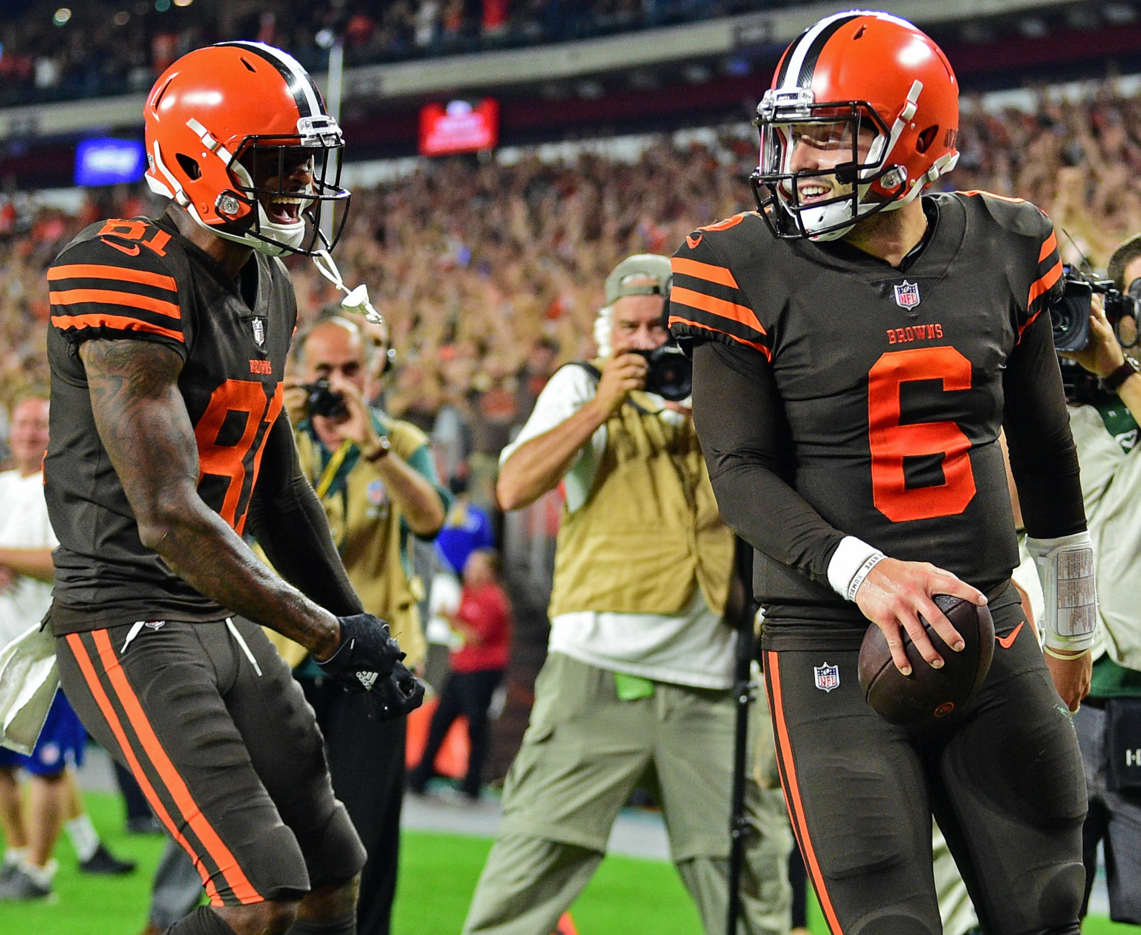 The NFL schedule makers gave us what we want in 2019: the Browns