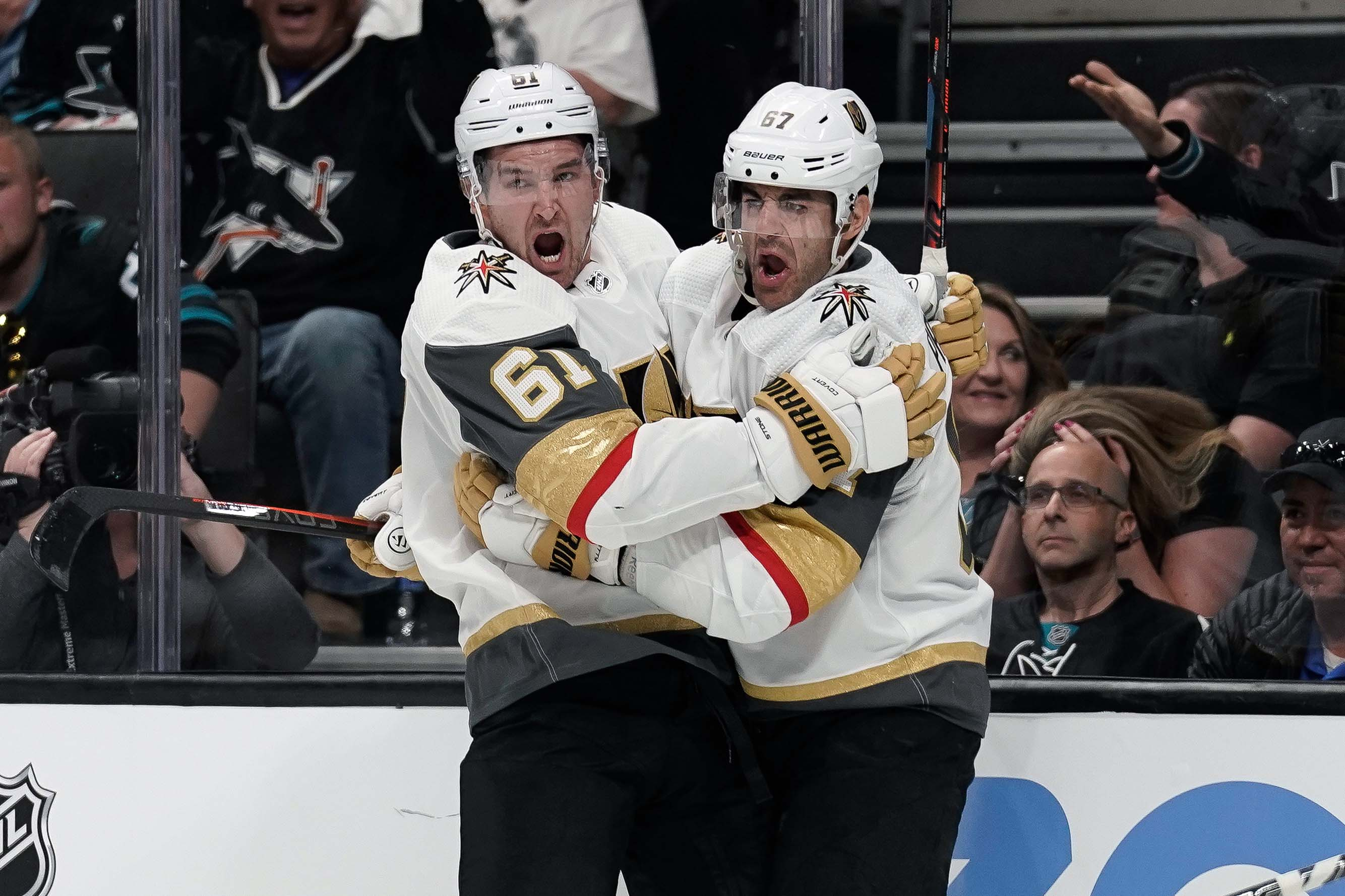 Golden Knights vs. Sharks odds 2019: Vegas seeks series win as Thursday underdog