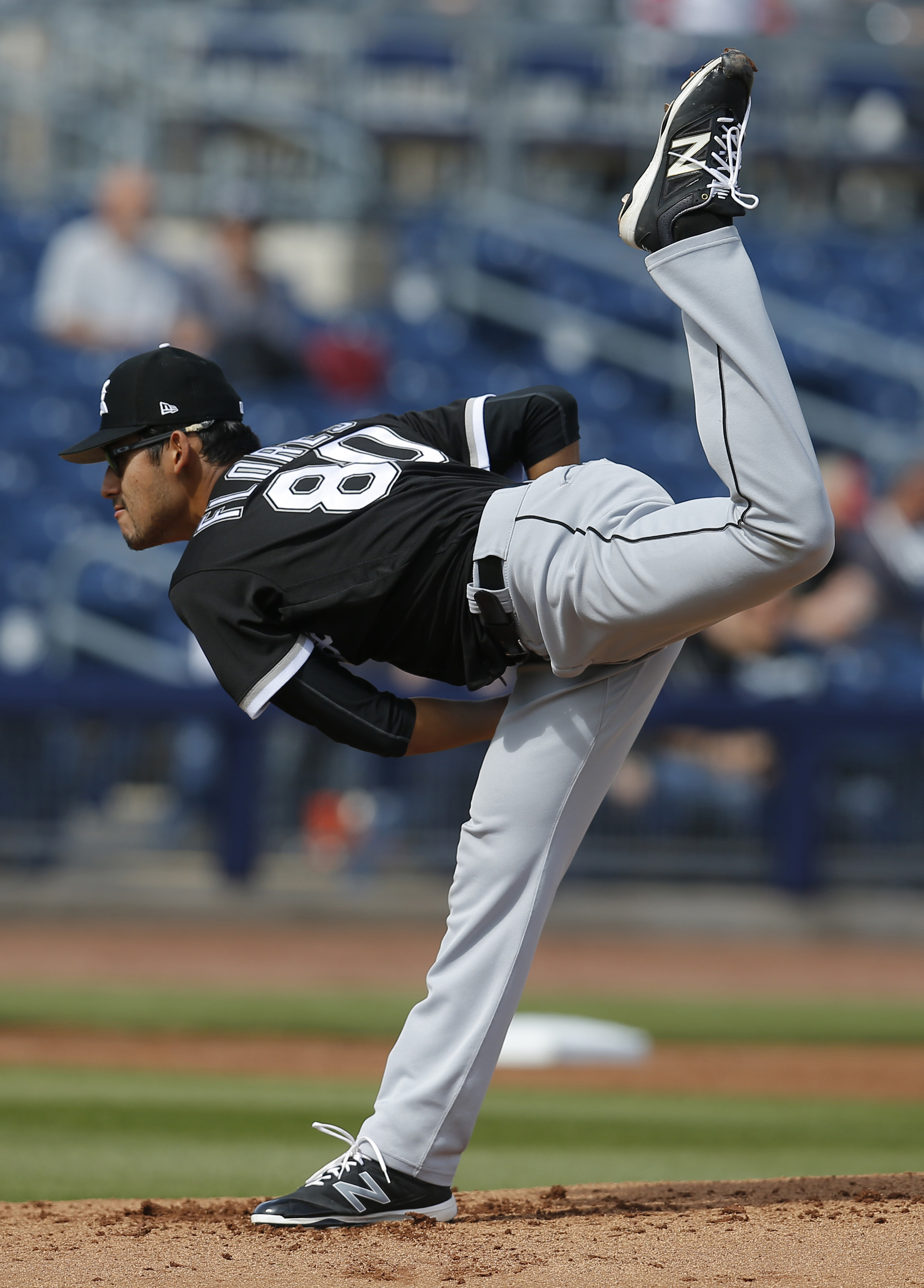 MLB: Spring Training-Chicago White Sox at San Diego Padres