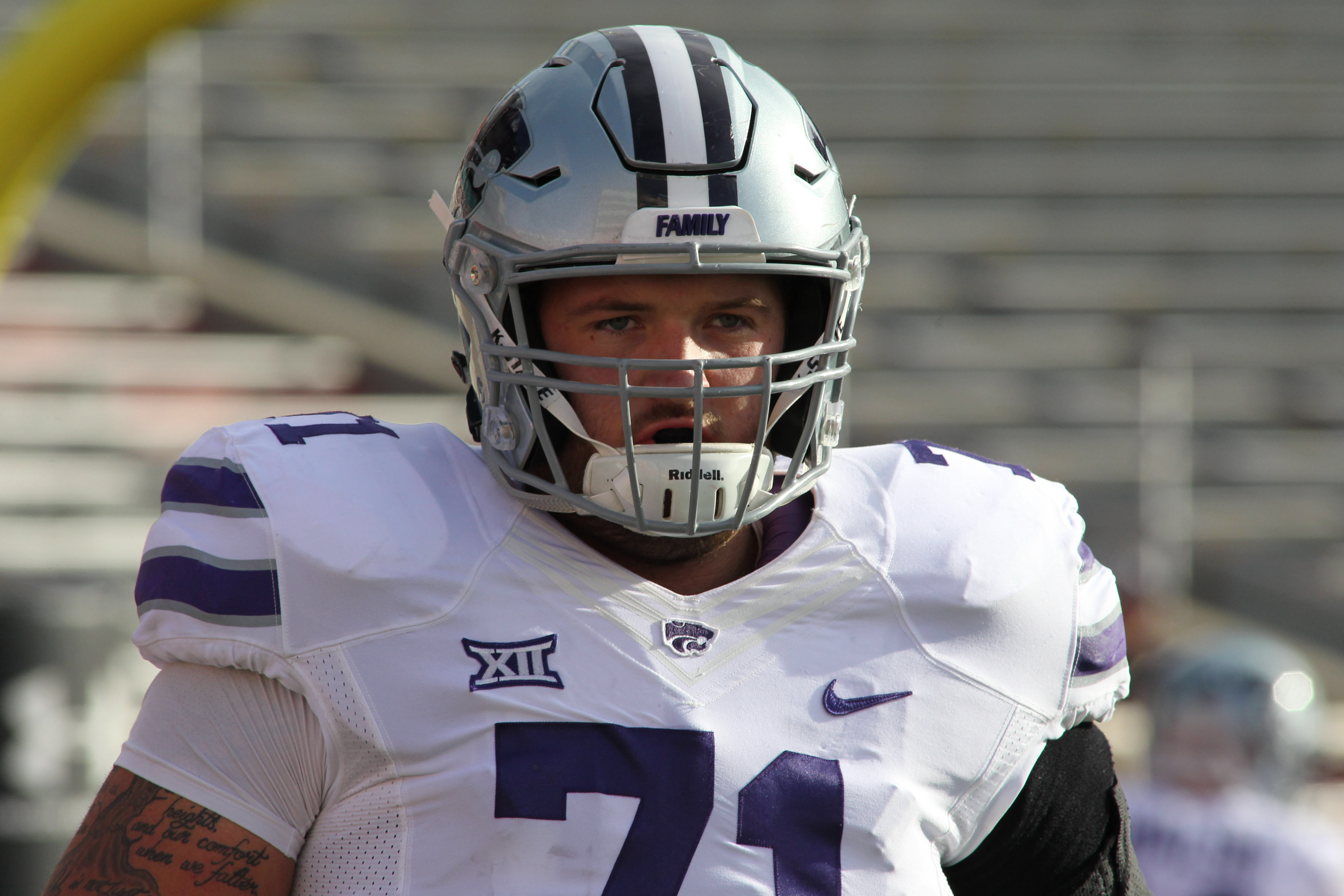 2019 NFL mock draft: Dalton Risner fixes the Chargers' offensive line problem