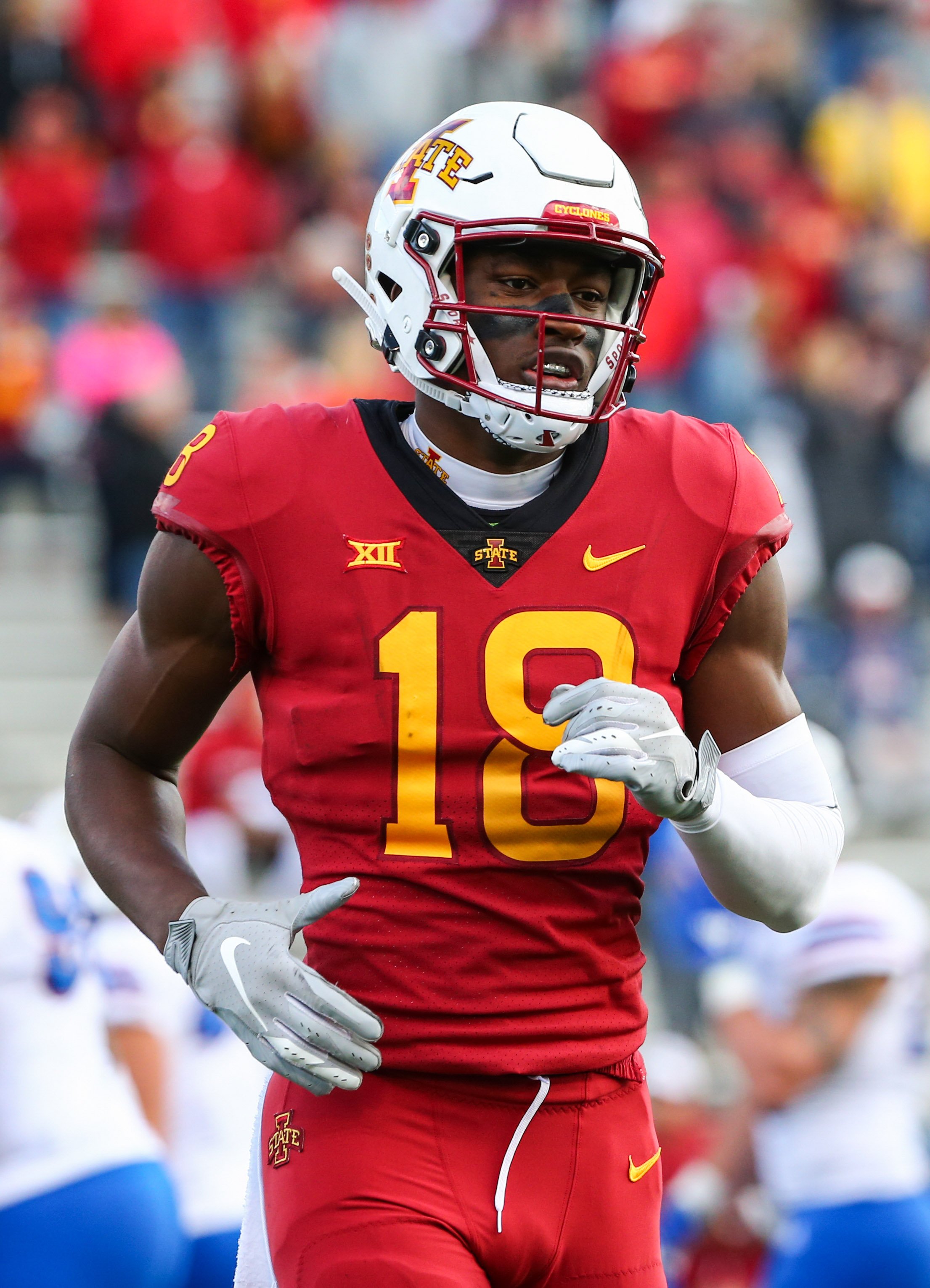 2019 NFL mock draft: Hakeem Butler can be a rare weapon for the Chiefs