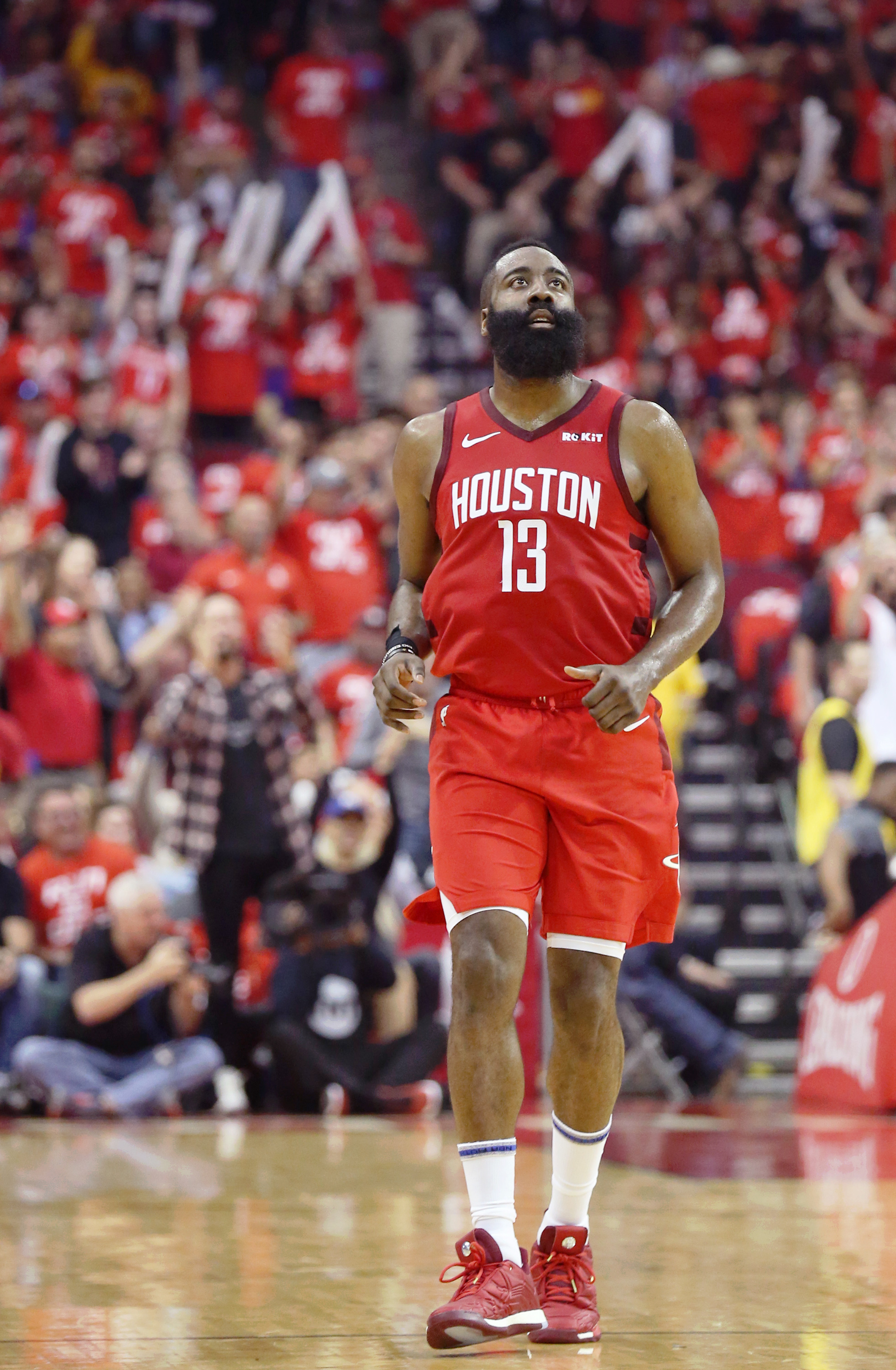 Be afraid, Warriors. The Rockets may be even better than they were last year