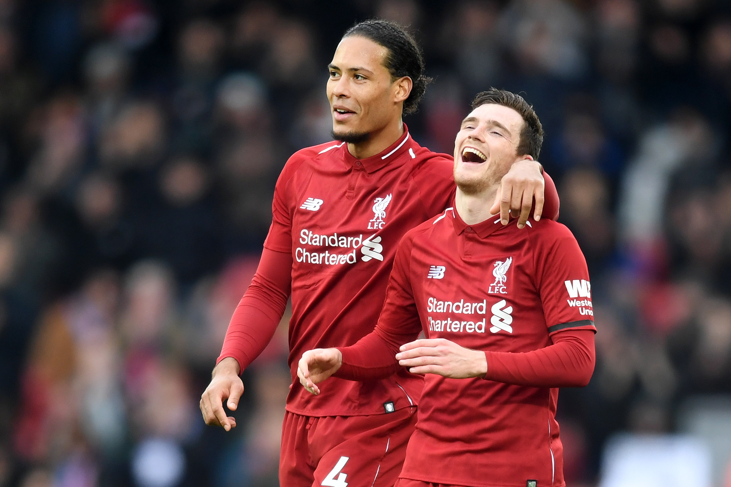 Liverpool to Face Barcelona as Champions League Favourites