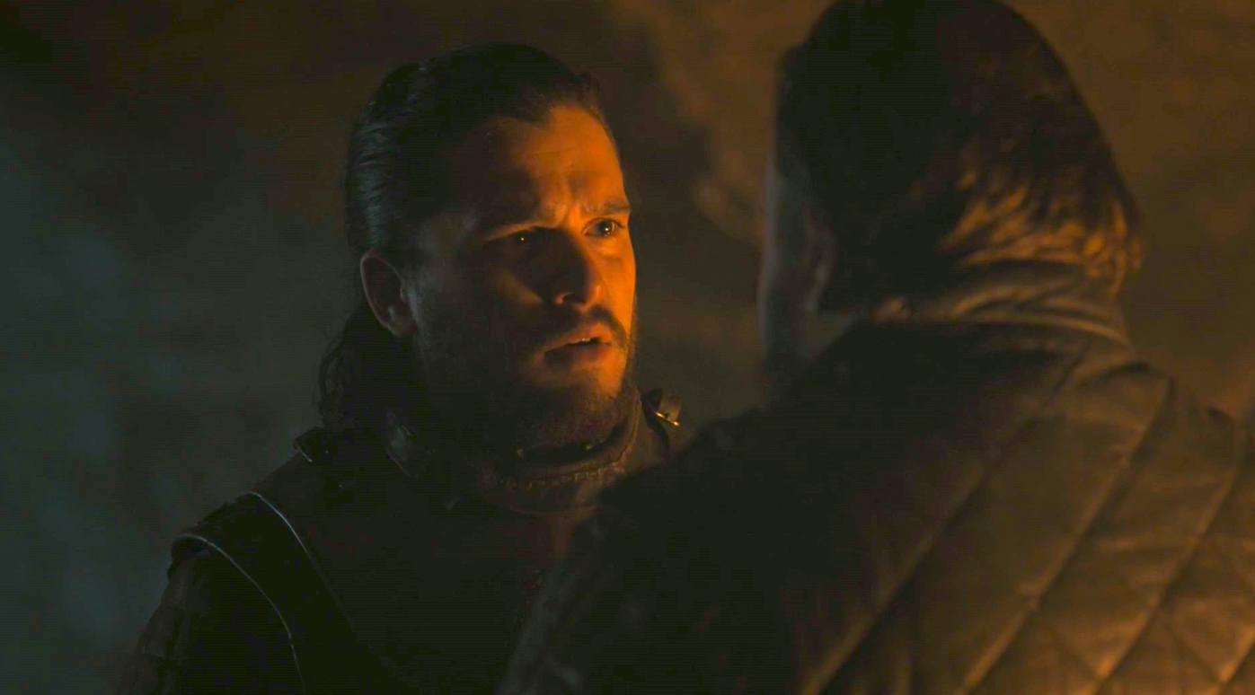 The history of Winterfell's crypts adds weight to Jon Snow's story