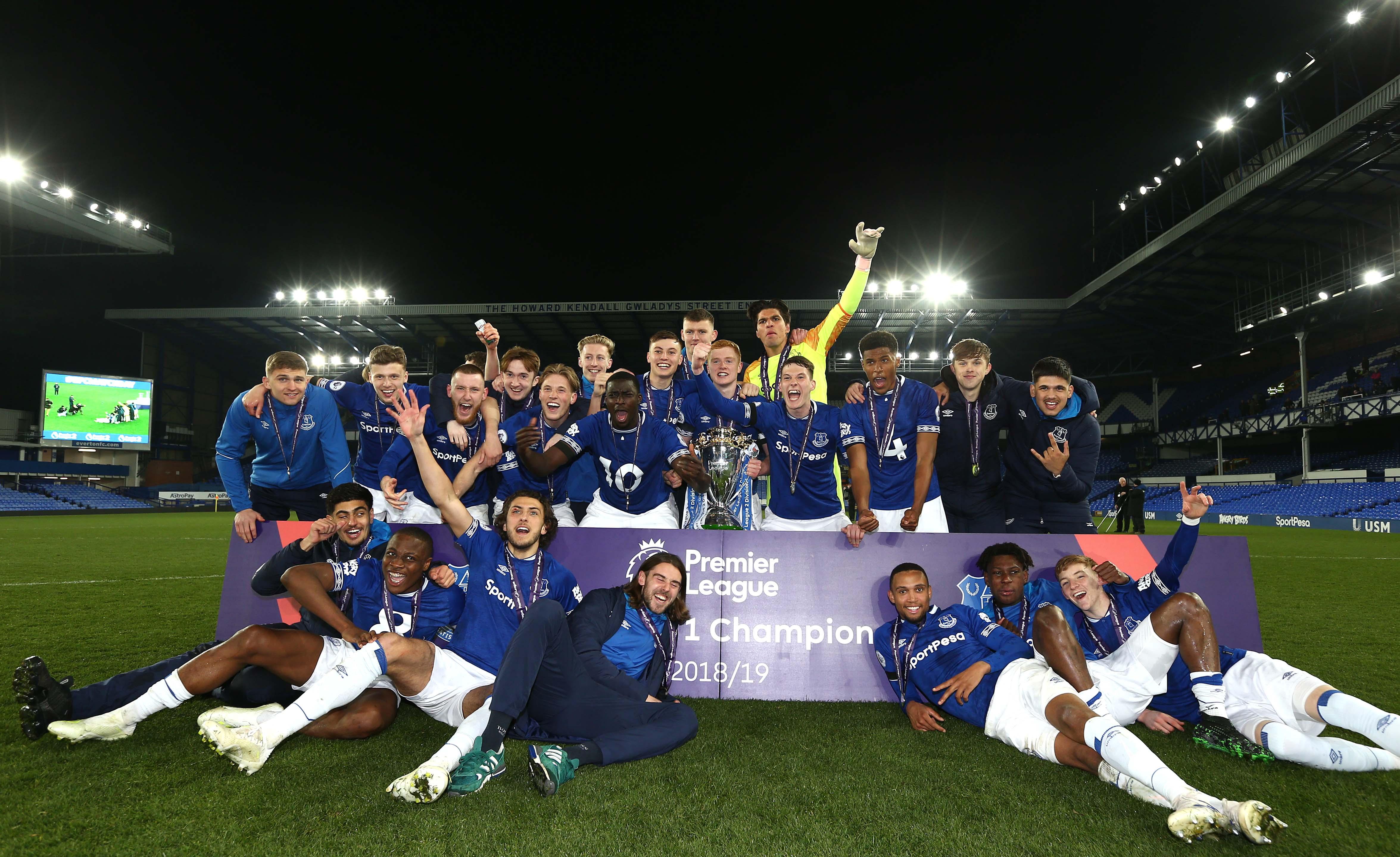 Everton v Brighton & Hove Albion: Premier League 2