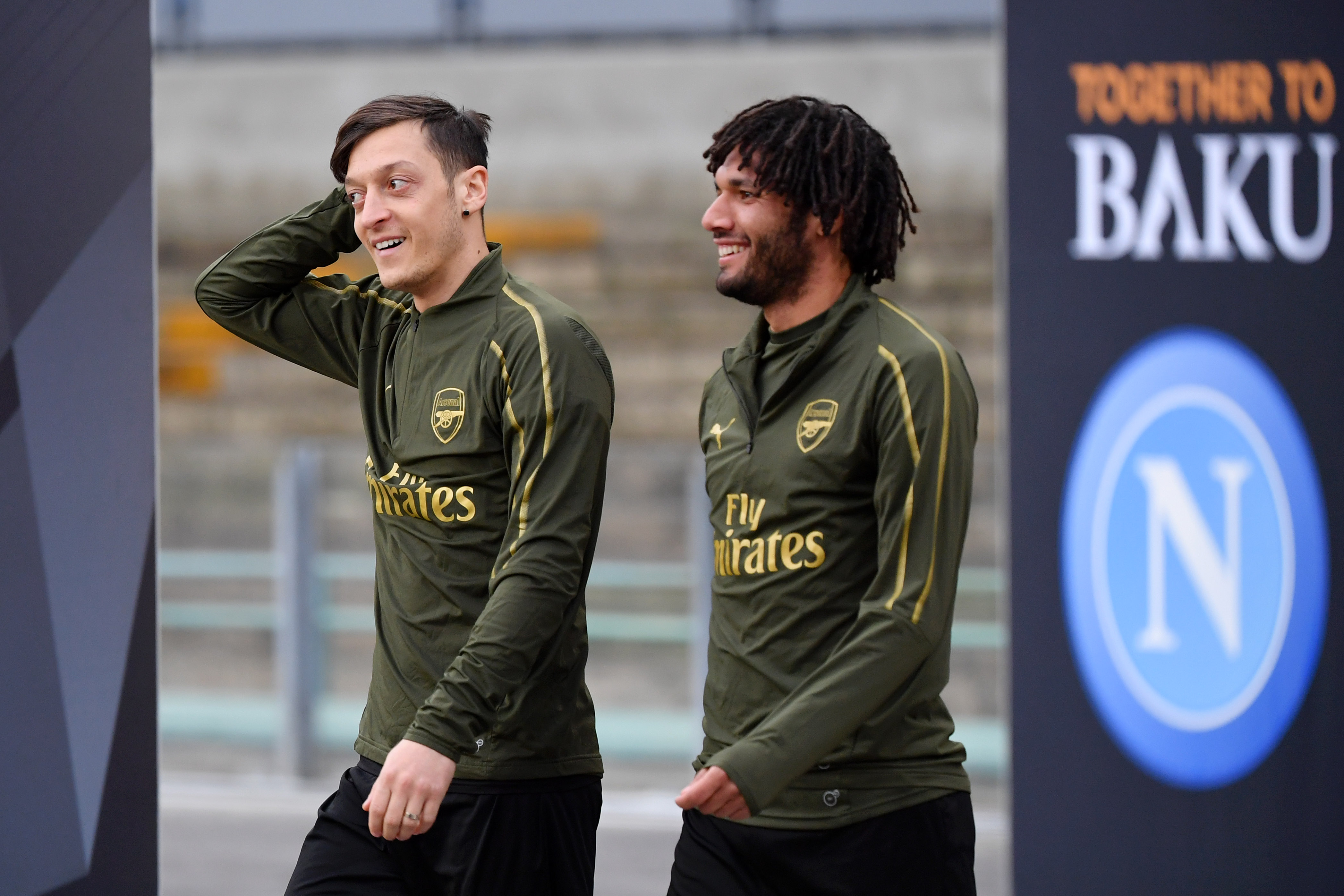 Arsenal vs. Napoli 2019 online streaming: start time, TV schedule, and how to watch Europa League online