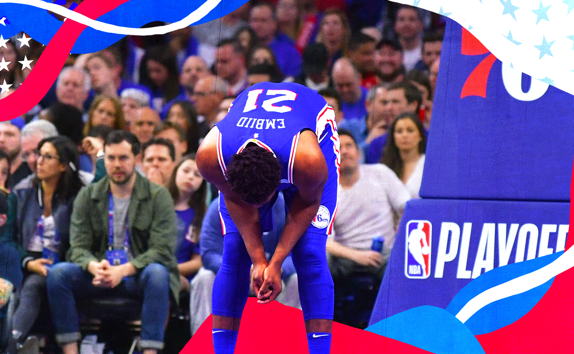The 2019 NBA Playoffs are being defined by injuries to star players