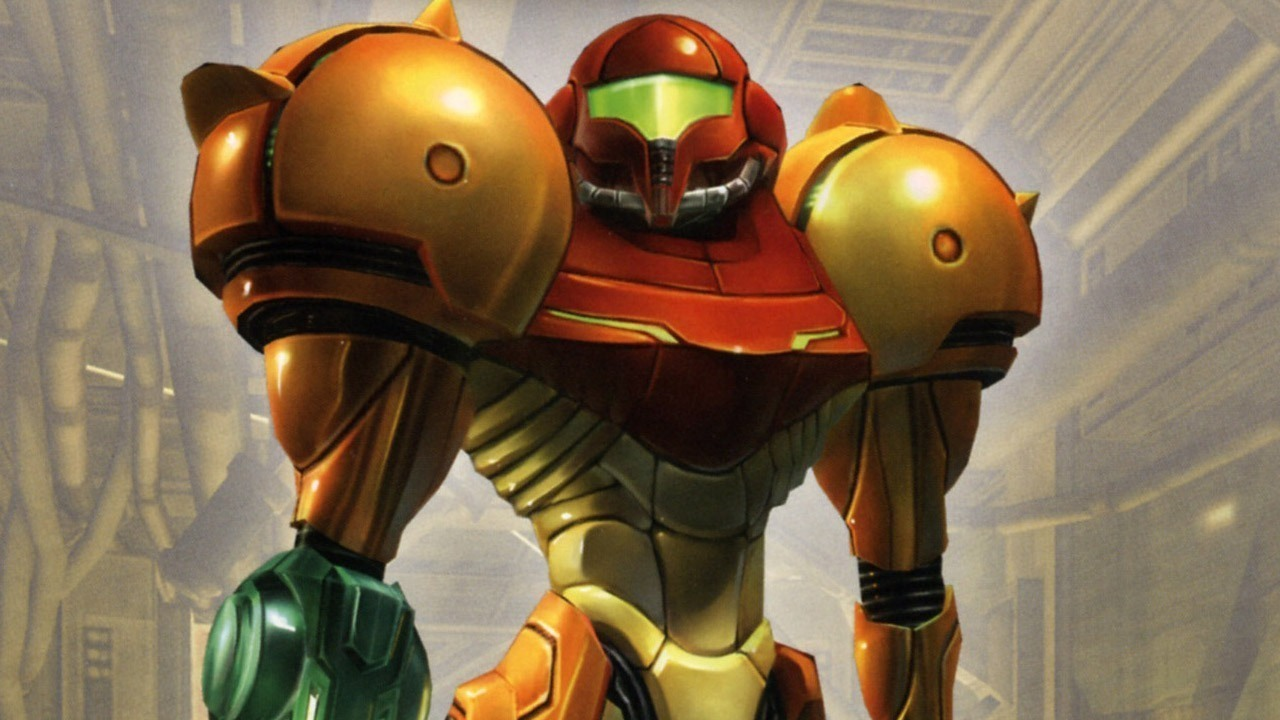 Nintendo fans think Metroid Prime's creators hid a new game in Reggie's retirement photo