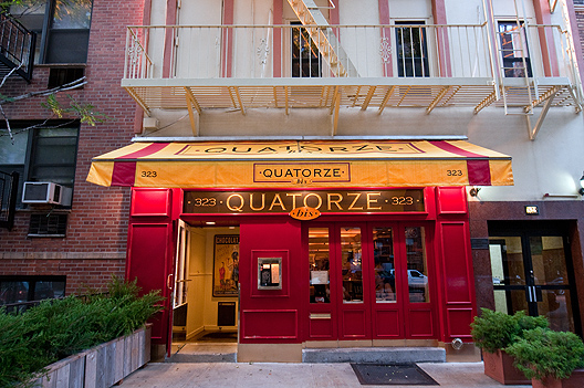 Tony UES French Bistro Quatorze Bis Will Reopen Three Blocks Away