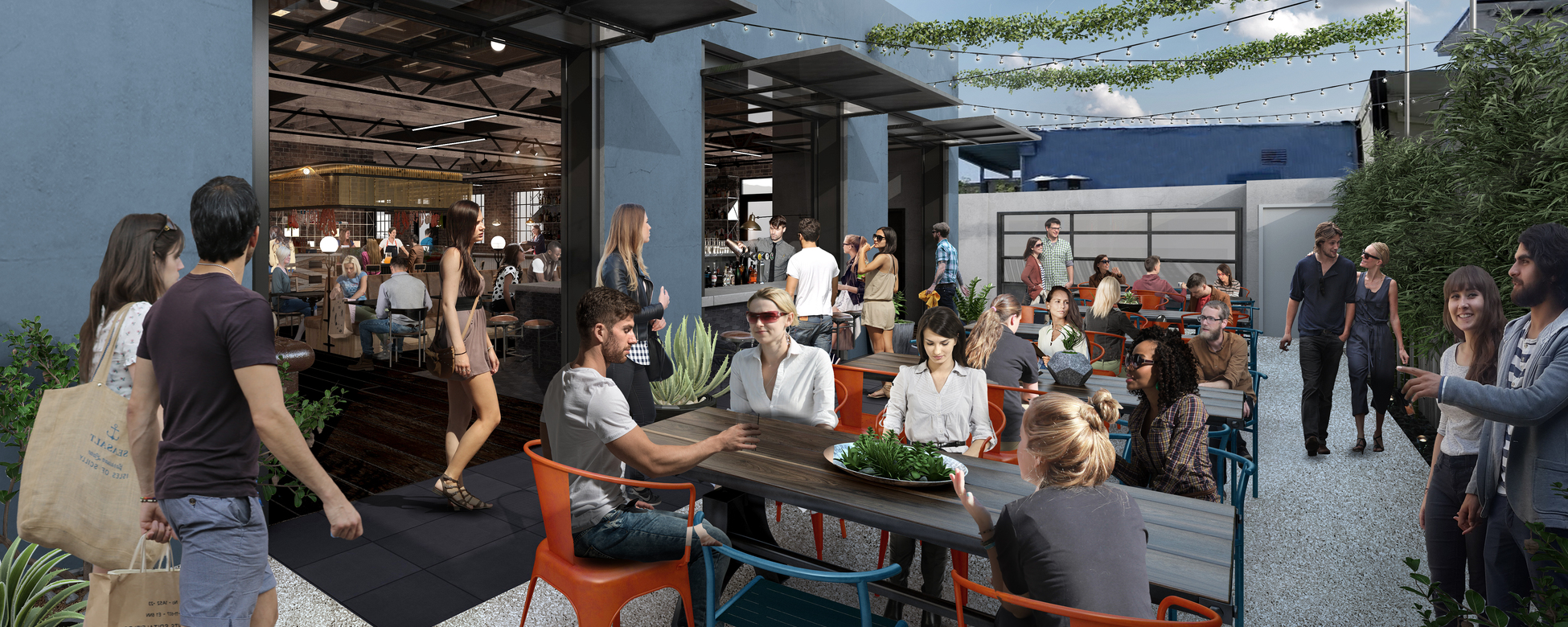 Two LA Cocktail Veterans Will Open Bar Inside Culver City's Big New Food Hall