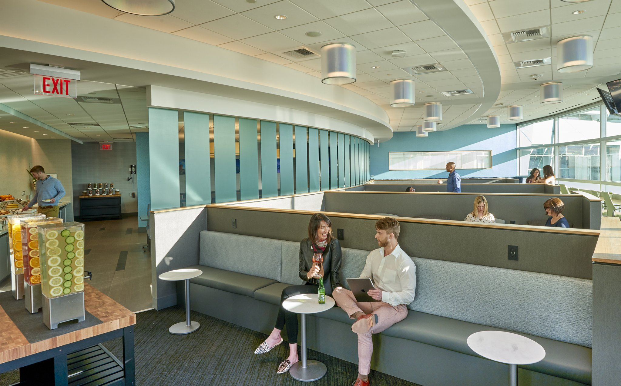 Club LAS at McCarran International Airport