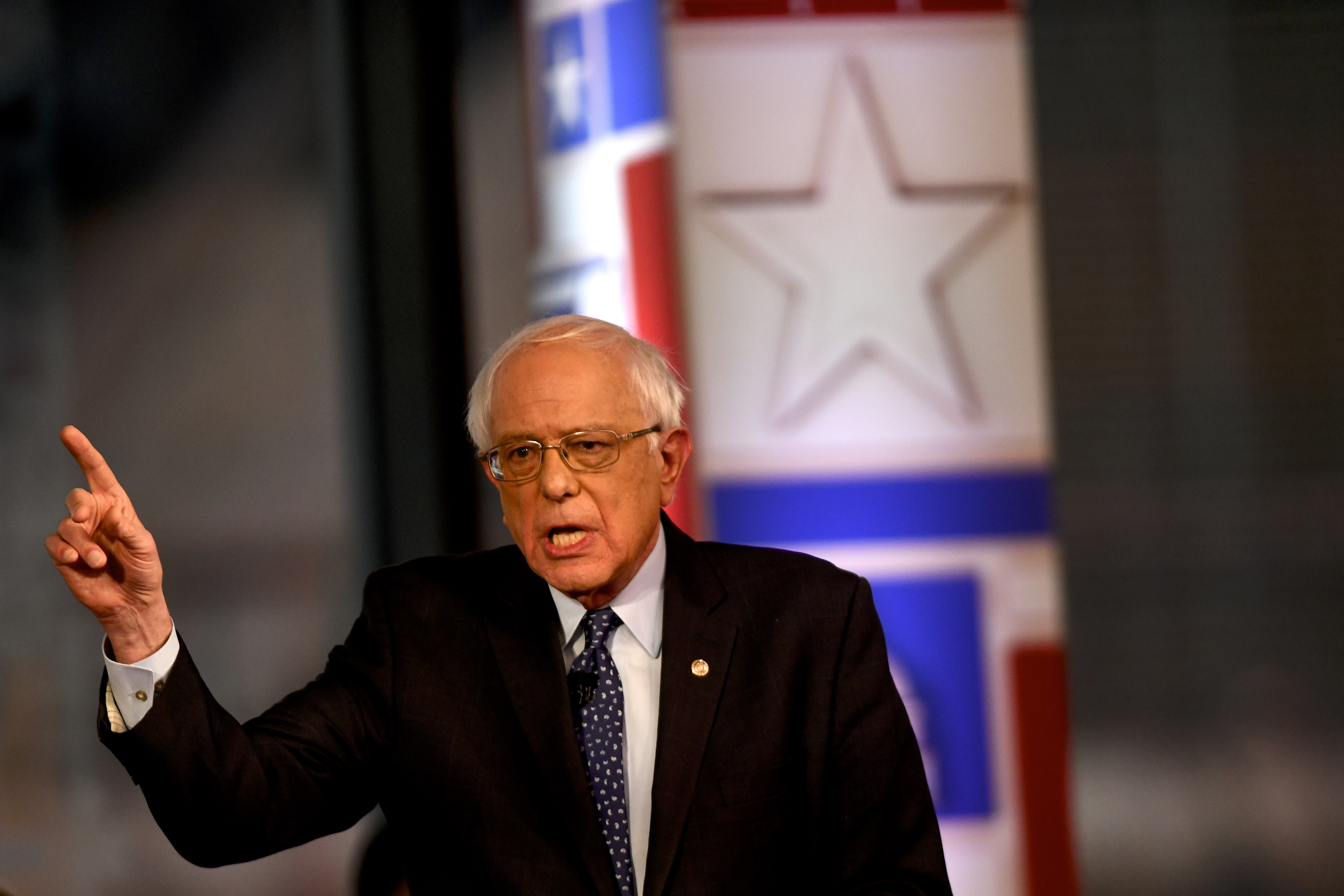 2020: The logic of Bernie Sanders's continuing war against Clintonworld