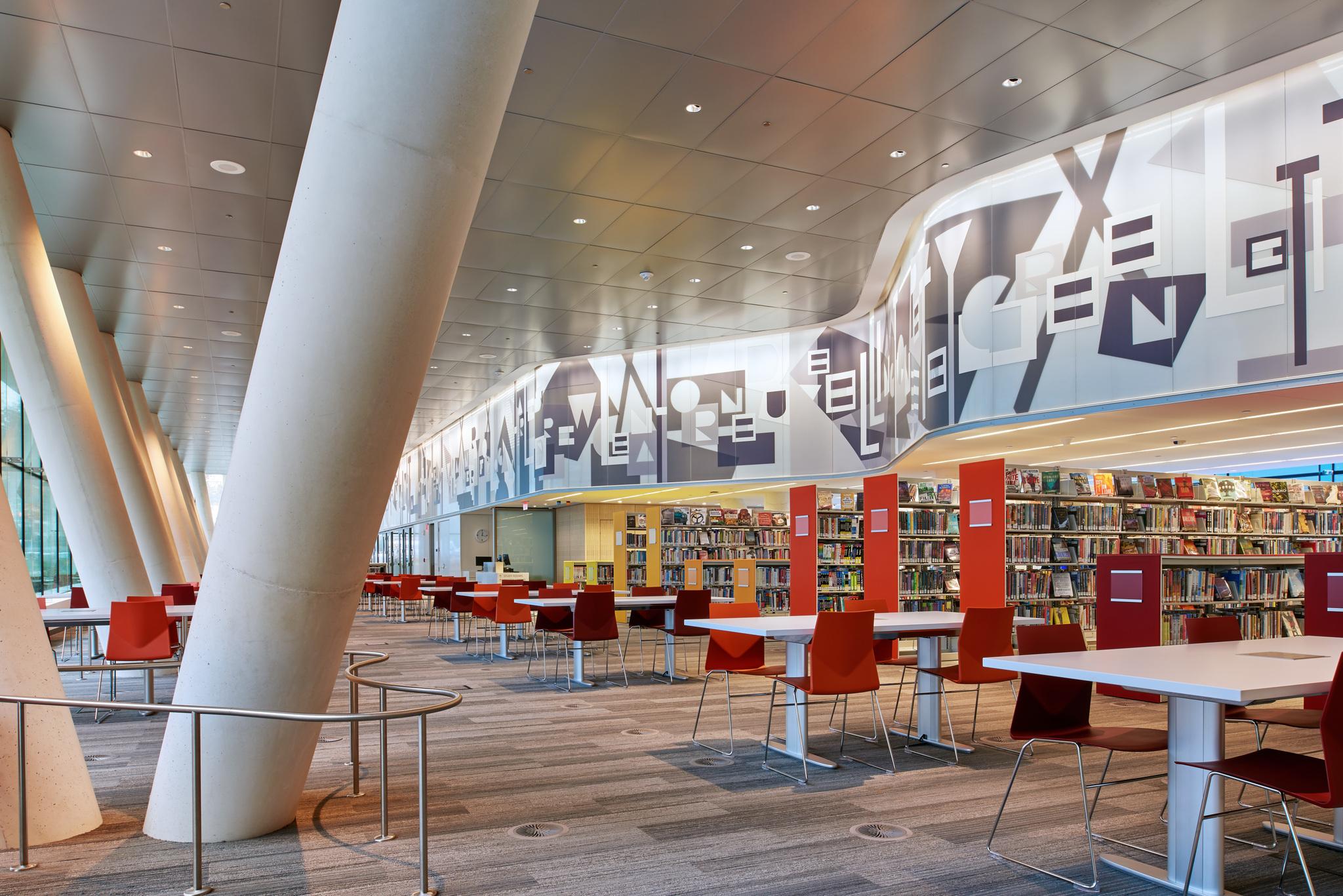Two D.C. public libraries win prestigious architecture awards