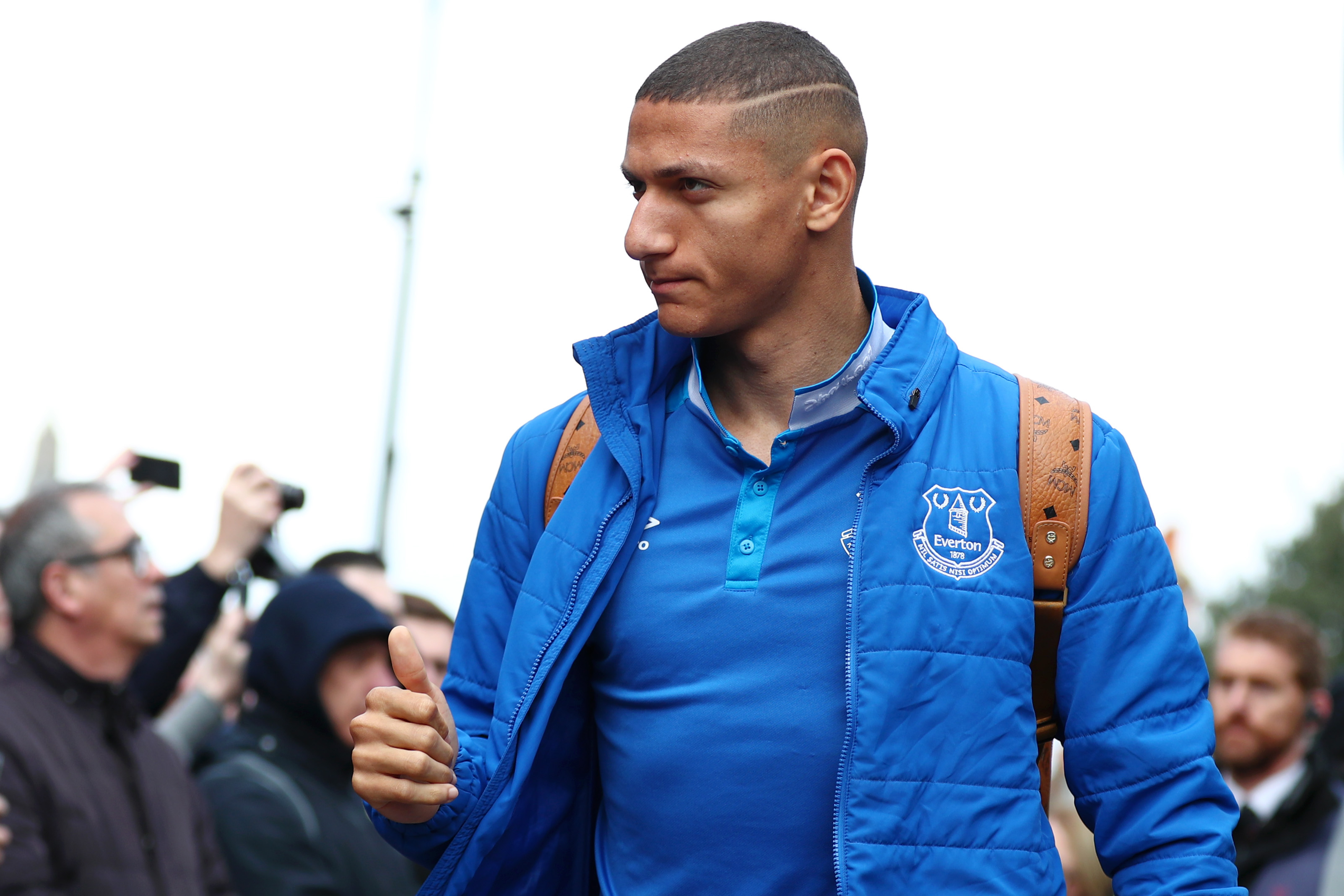Barcelona reportedly interested in Everton's Richarlison