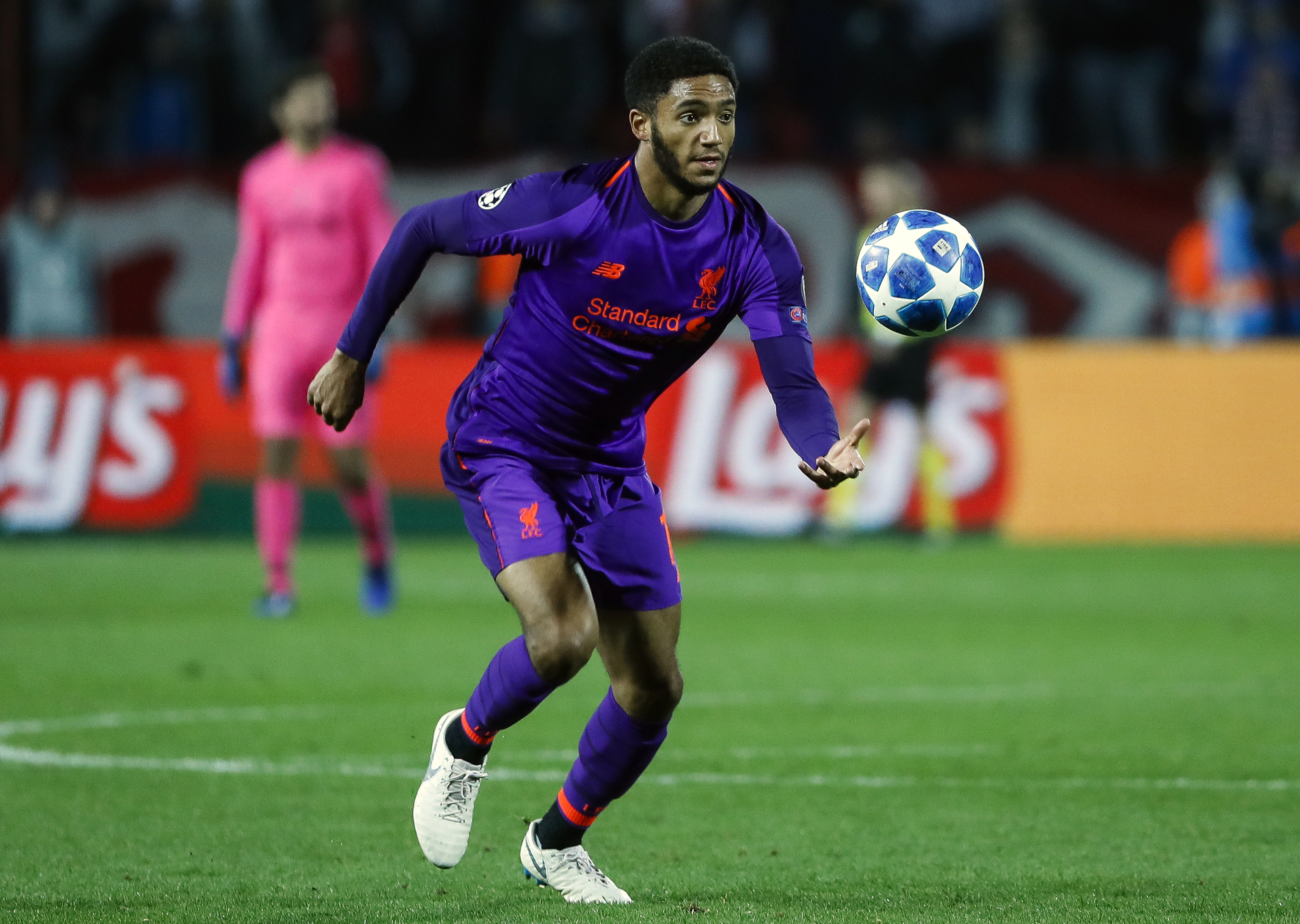 "Joe Gomez: ""You Don't Get This Far to Have Easy Games…"""