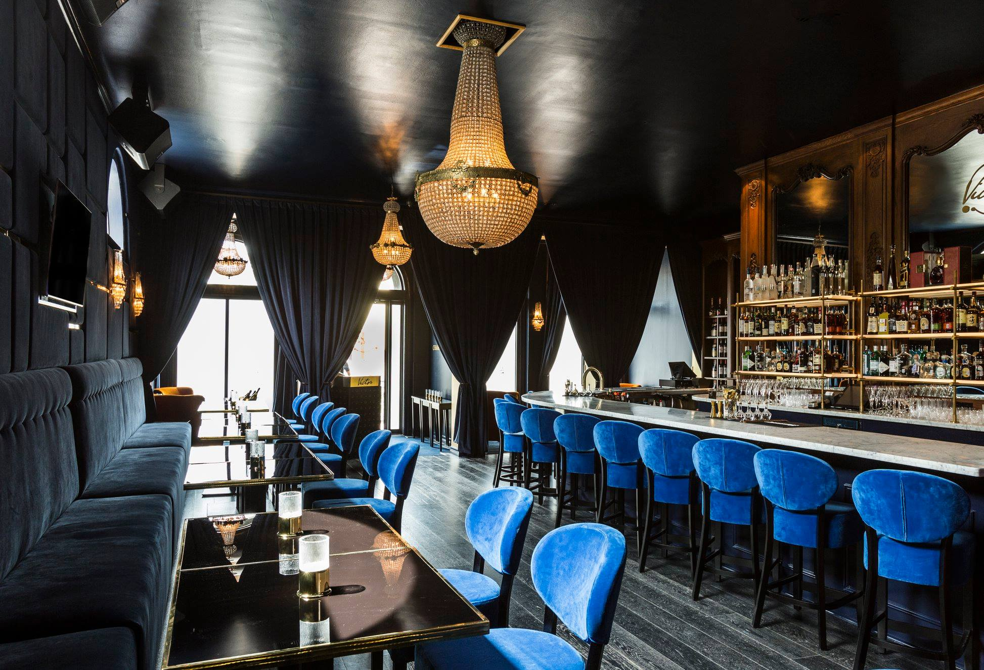 Montrose's Swanky Bar Victor Closes This Weekend