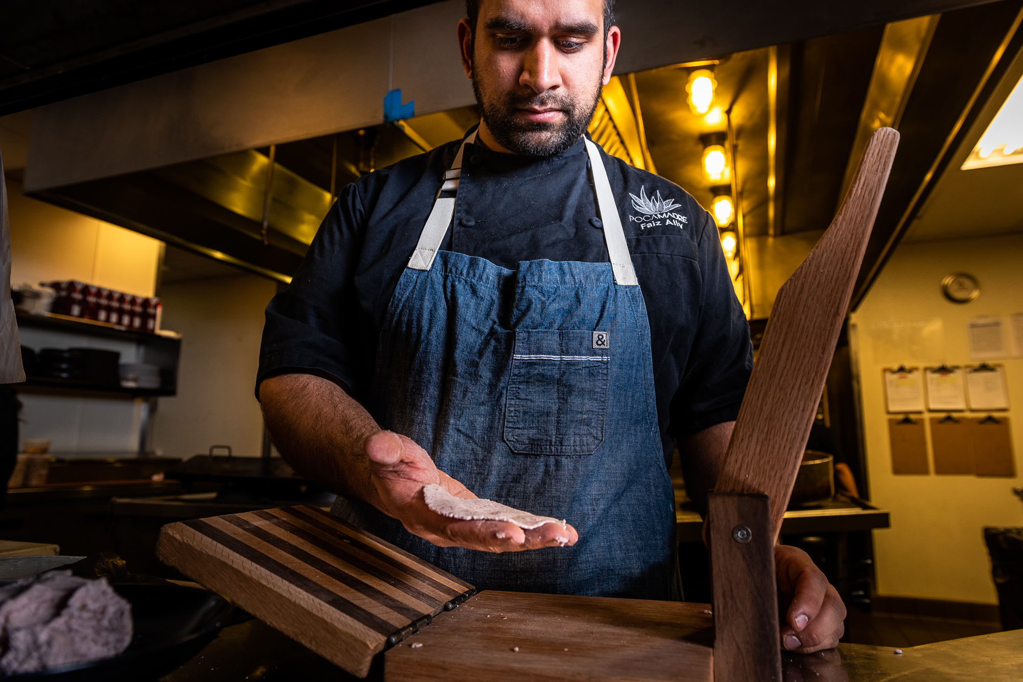 A Growing Number of D.C. Restaurants Grind Imported Corn for Perfect Tortillas