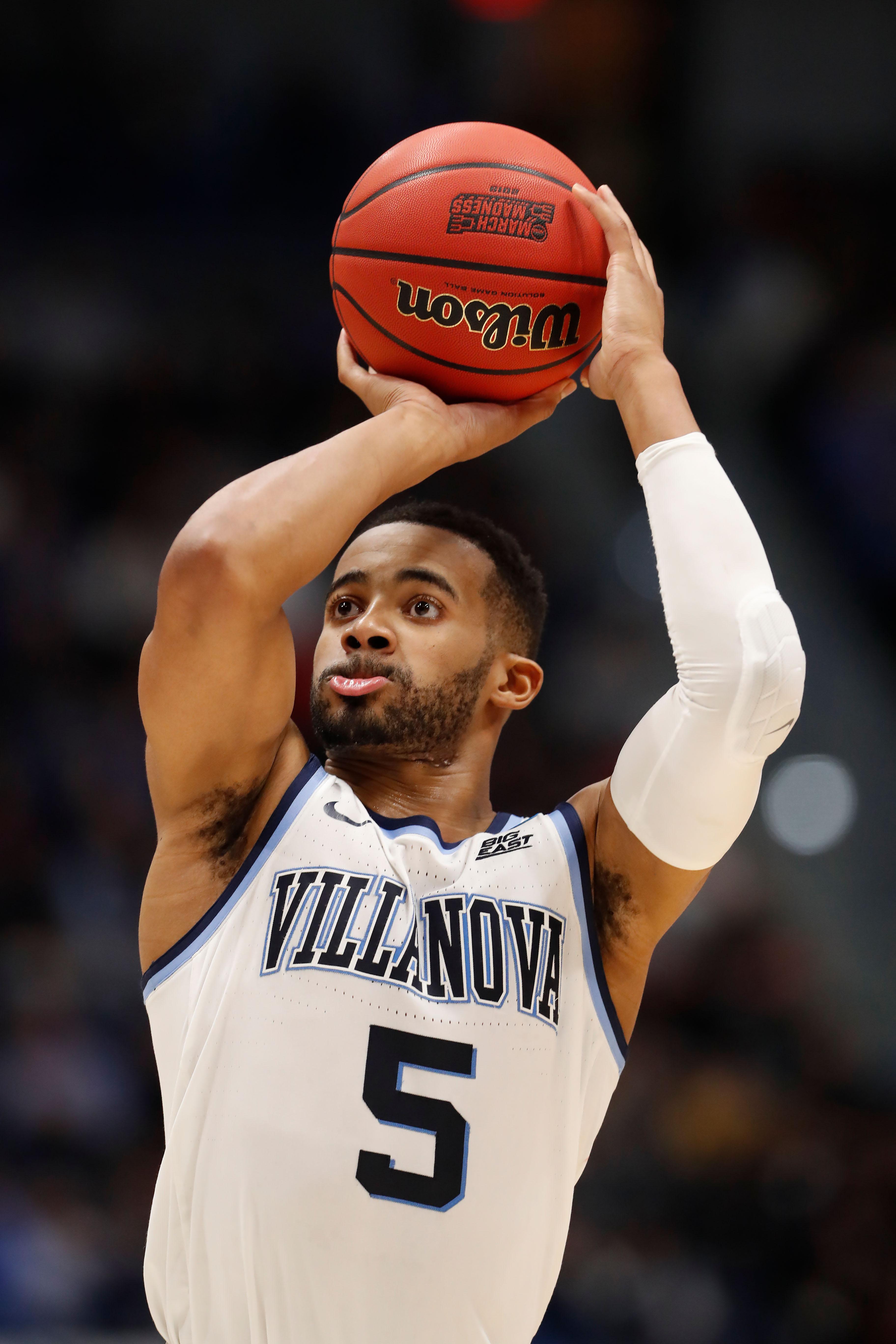 NCAA Basketball: NCAA Tournament-First Round- Villanova vs Saint Mary's
