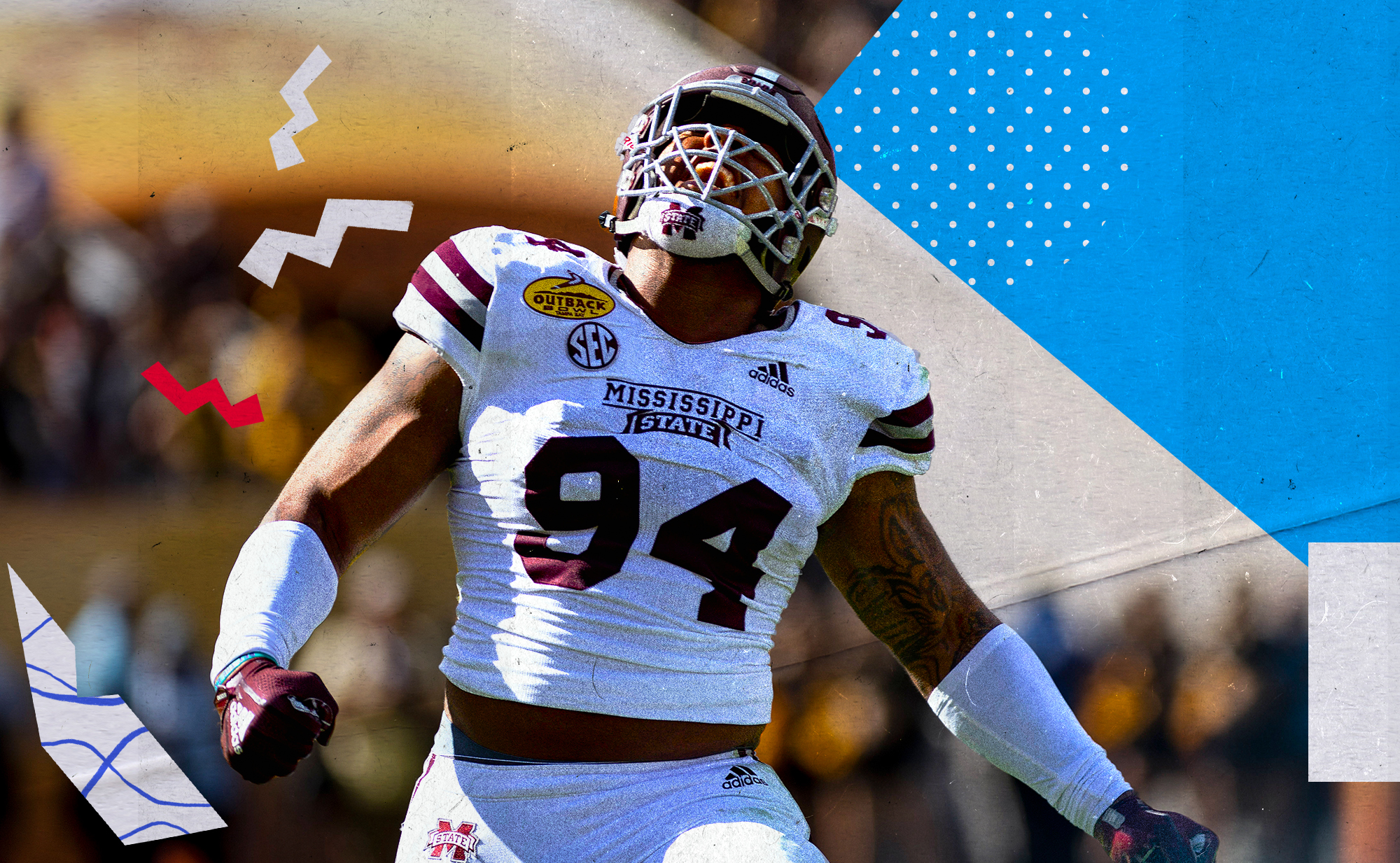 Jeffery Simmons is the 2019 NFL Draft's ultimate high-risk, high-reward player