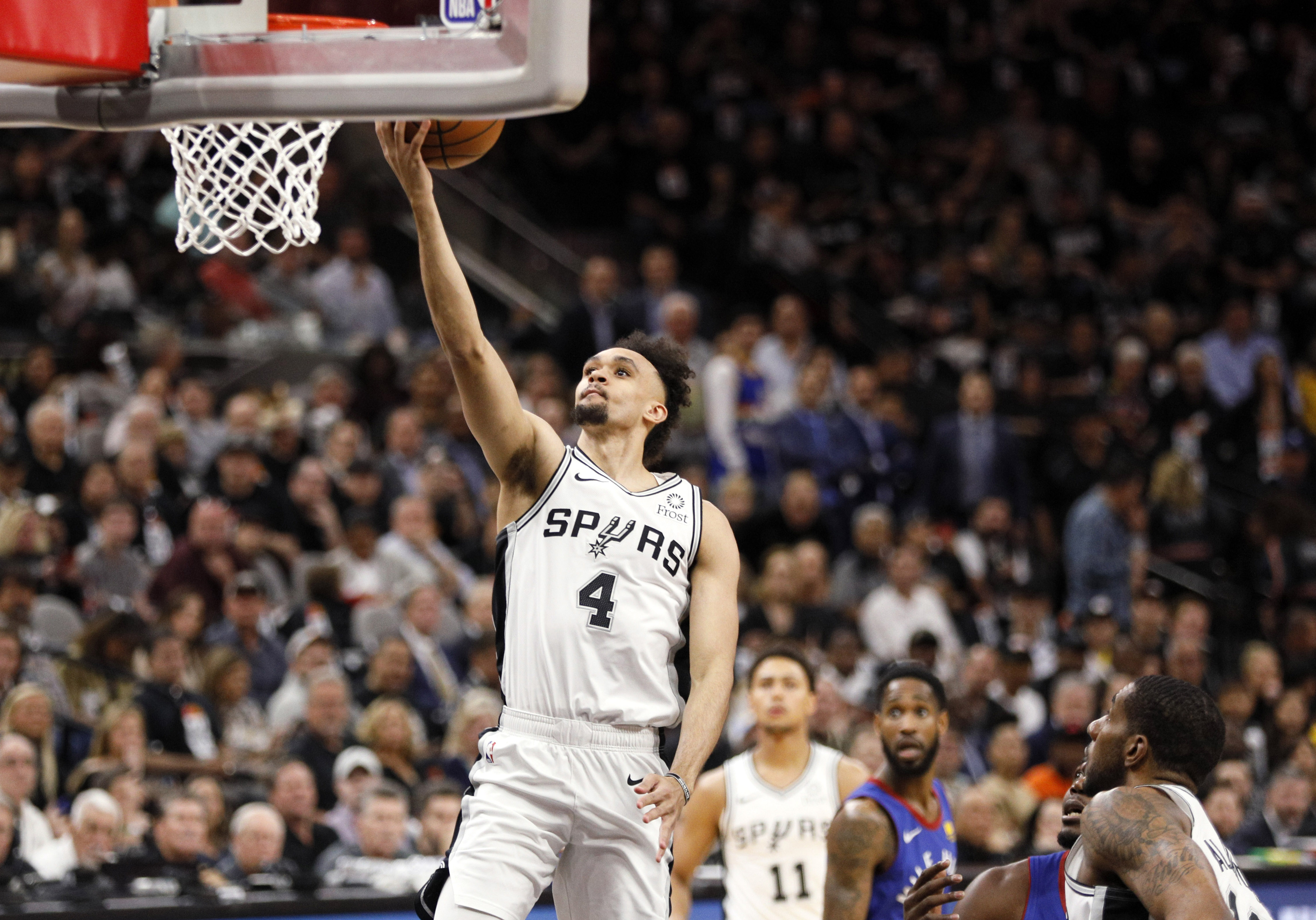 NBA Playoffs 2019: 'How are the Spurs doing this', we ask for the 700th time