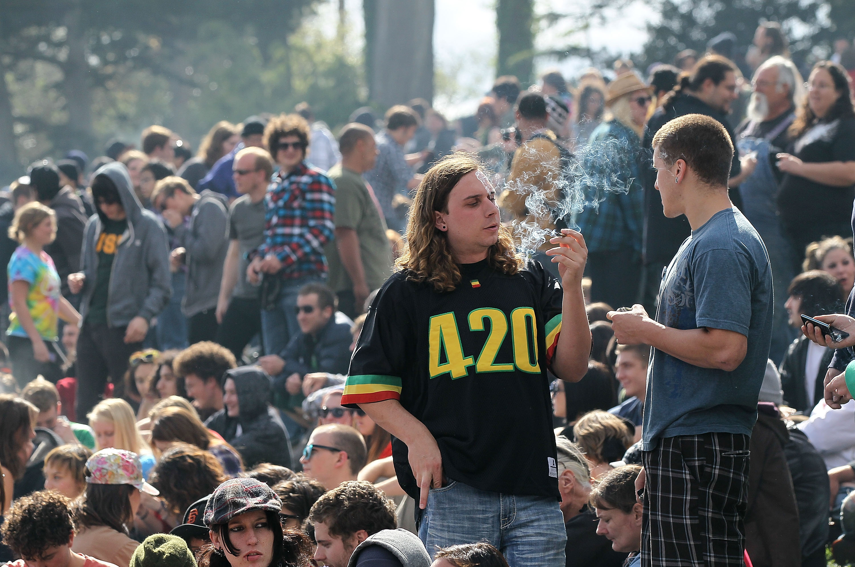 What is 4/20? The marijuana holiday, explained.