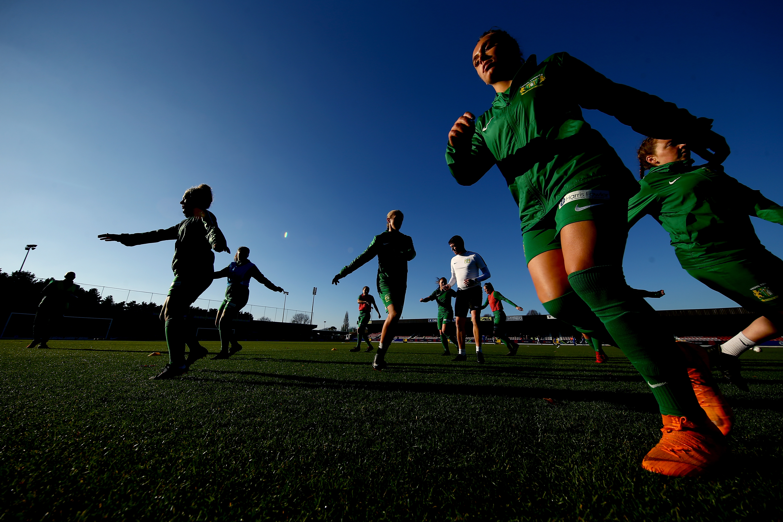 Chelsea Women v Yeovil Town Ladies FC - FA WSL