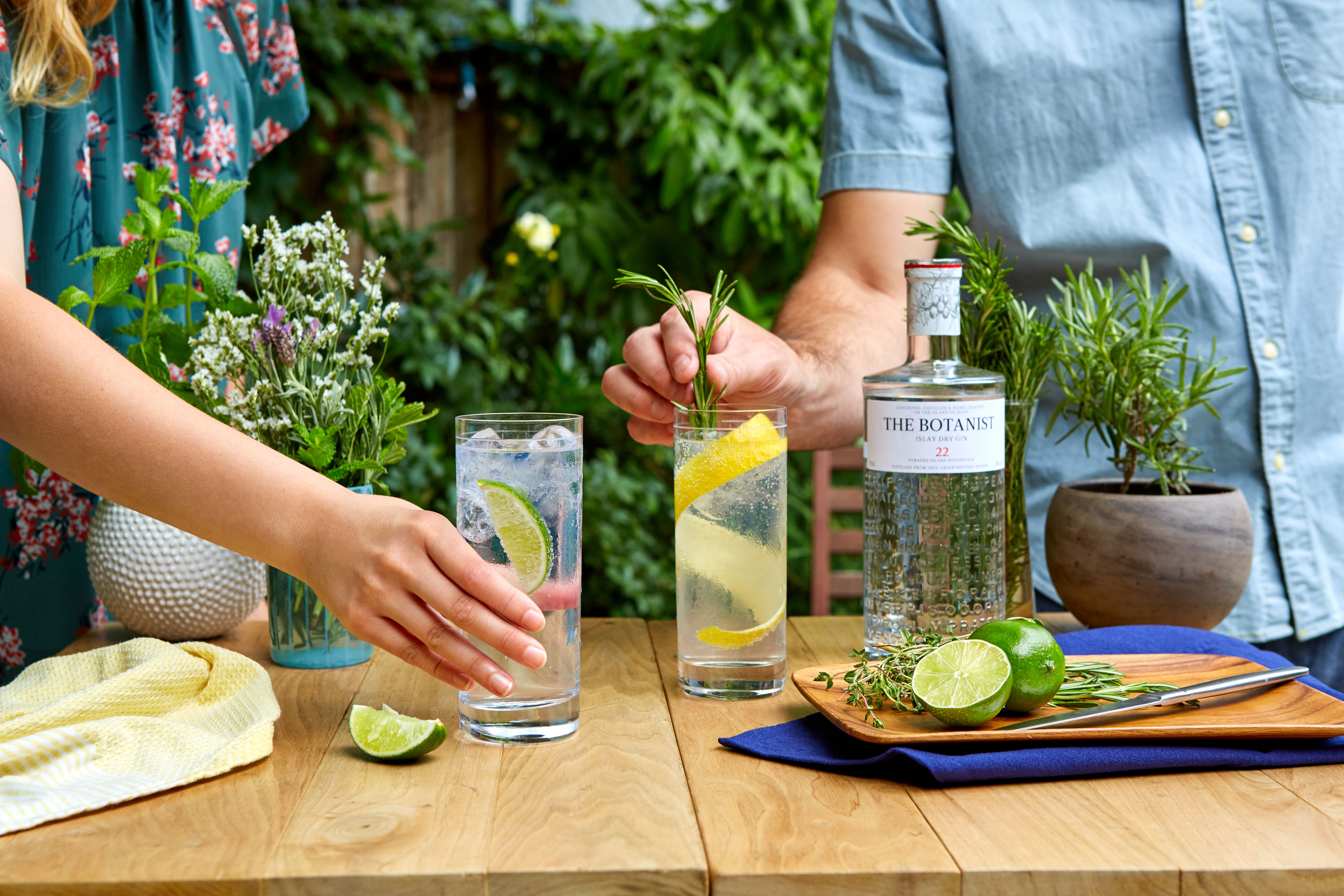 Join Eater and the Botanist for a Gin and Tonic Competition