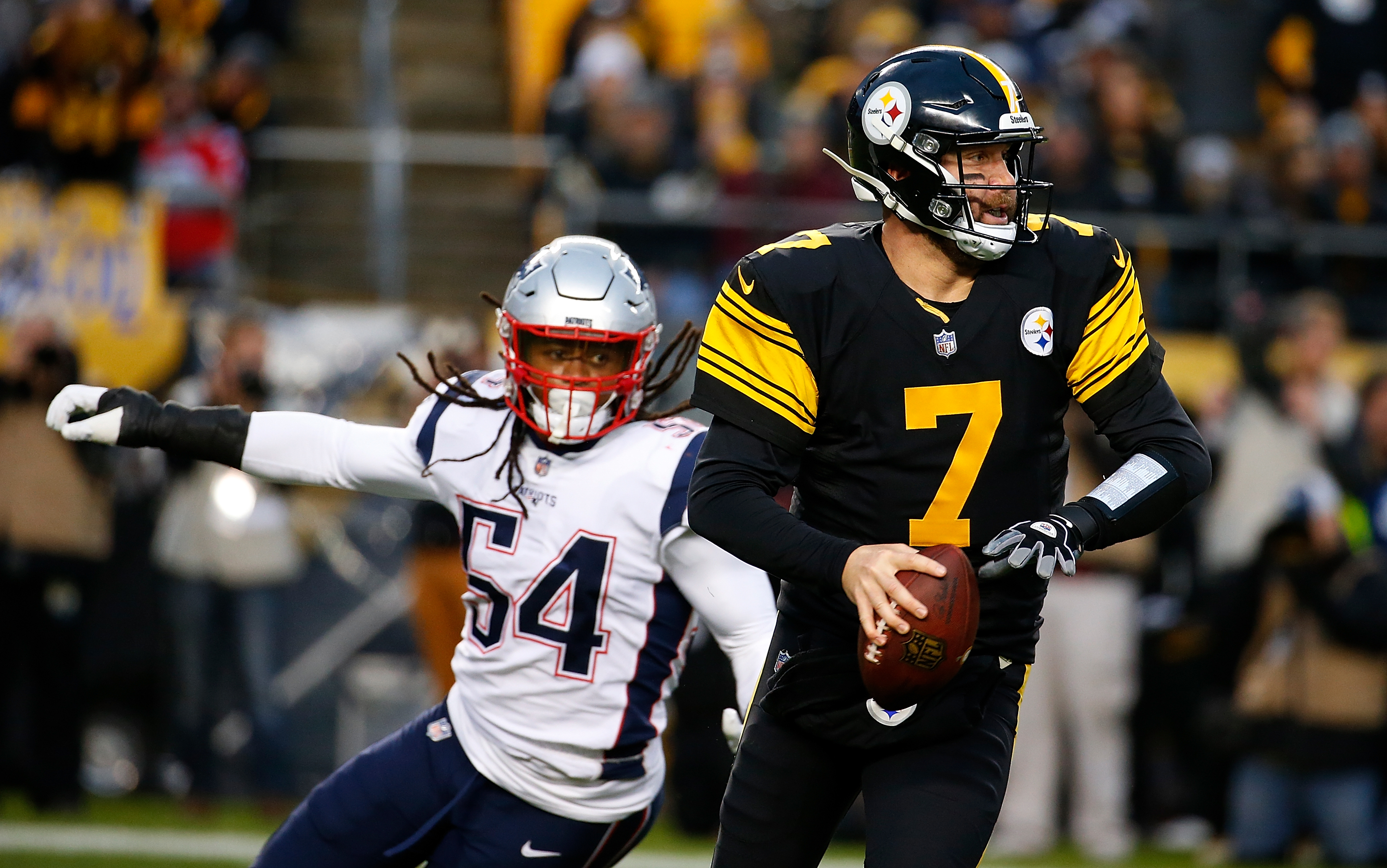 f4096dfb2 The NFL has some nerve giving the Steelers five prime-time match-ups again.  New ...