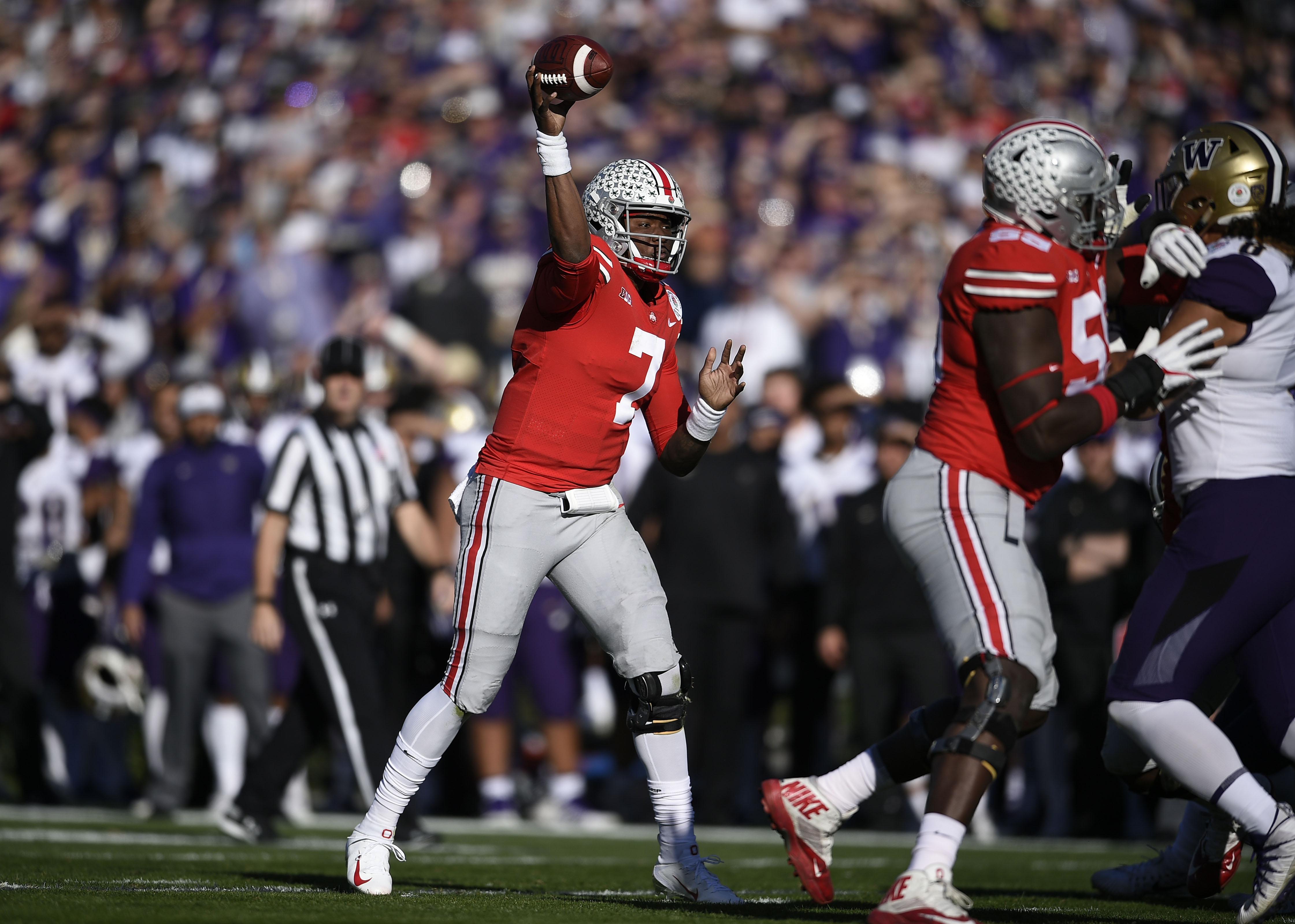 6 NFL teams that could draft Dwayne Haskins, 2019's other stud quarterback