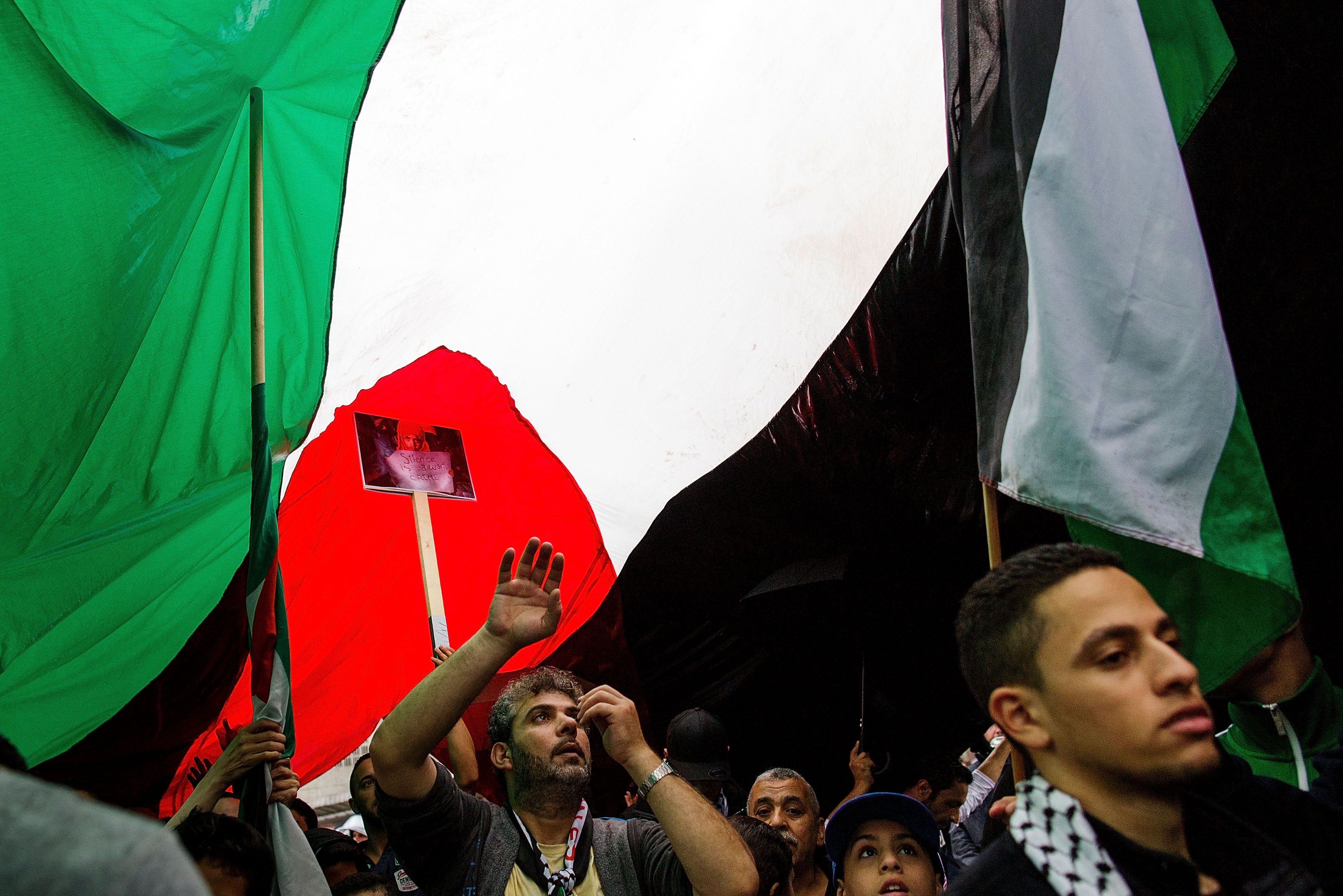 The Israeli election is over. It never mattered to Palestinians.