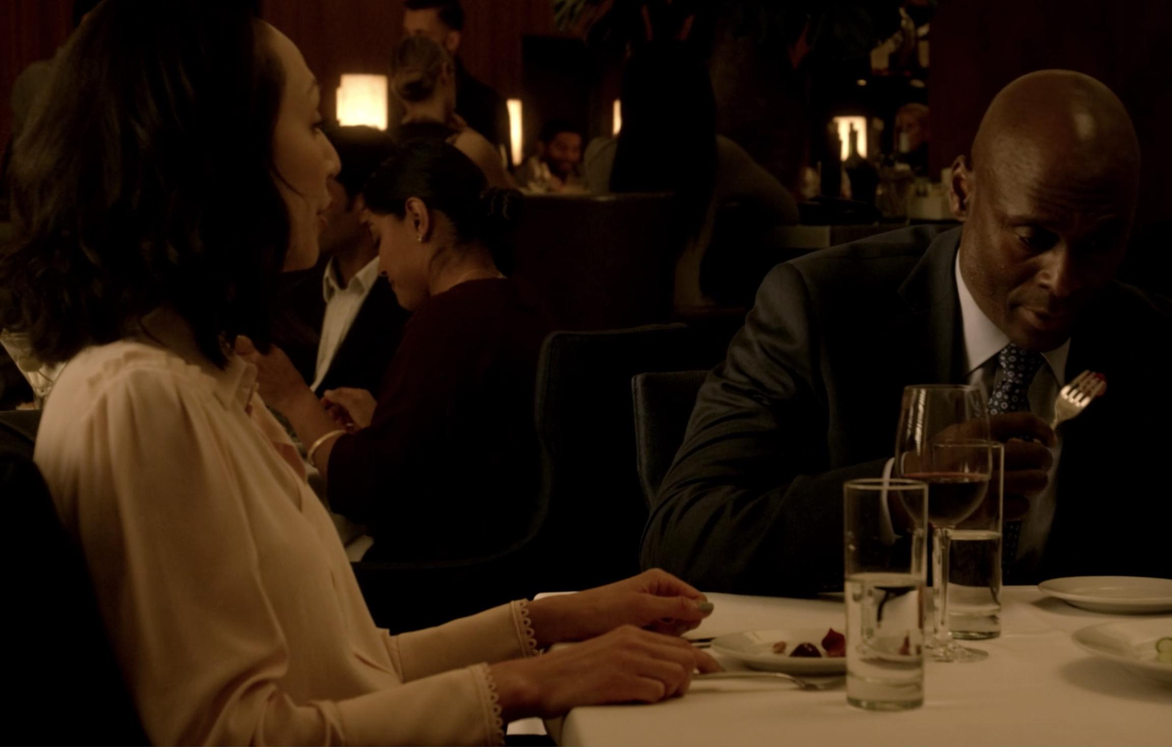 LA Bars and Restaurants Featured in Modern Noir Cop Show