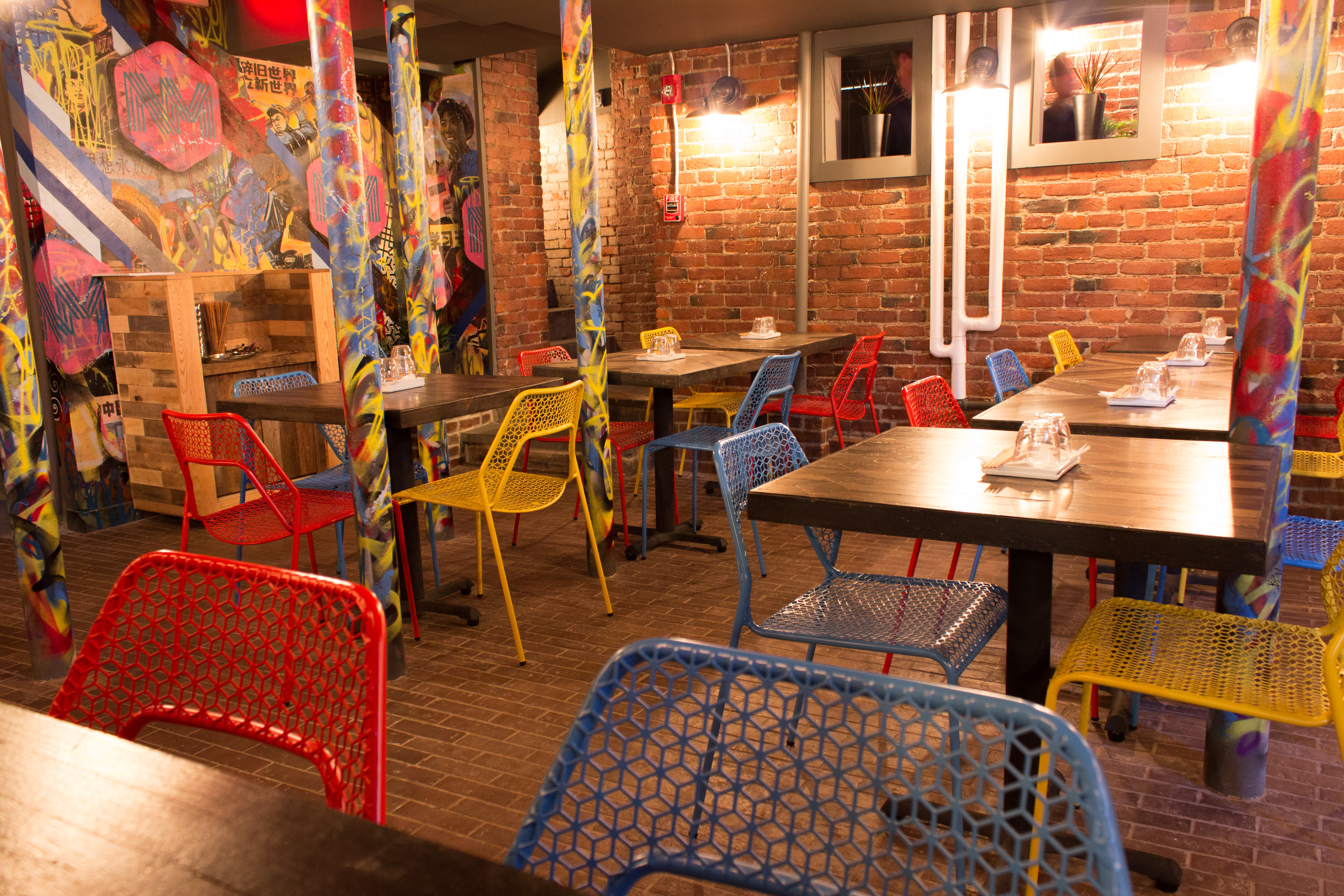 An Asian Street Food Restaurant Closed This Week in Harvard Square