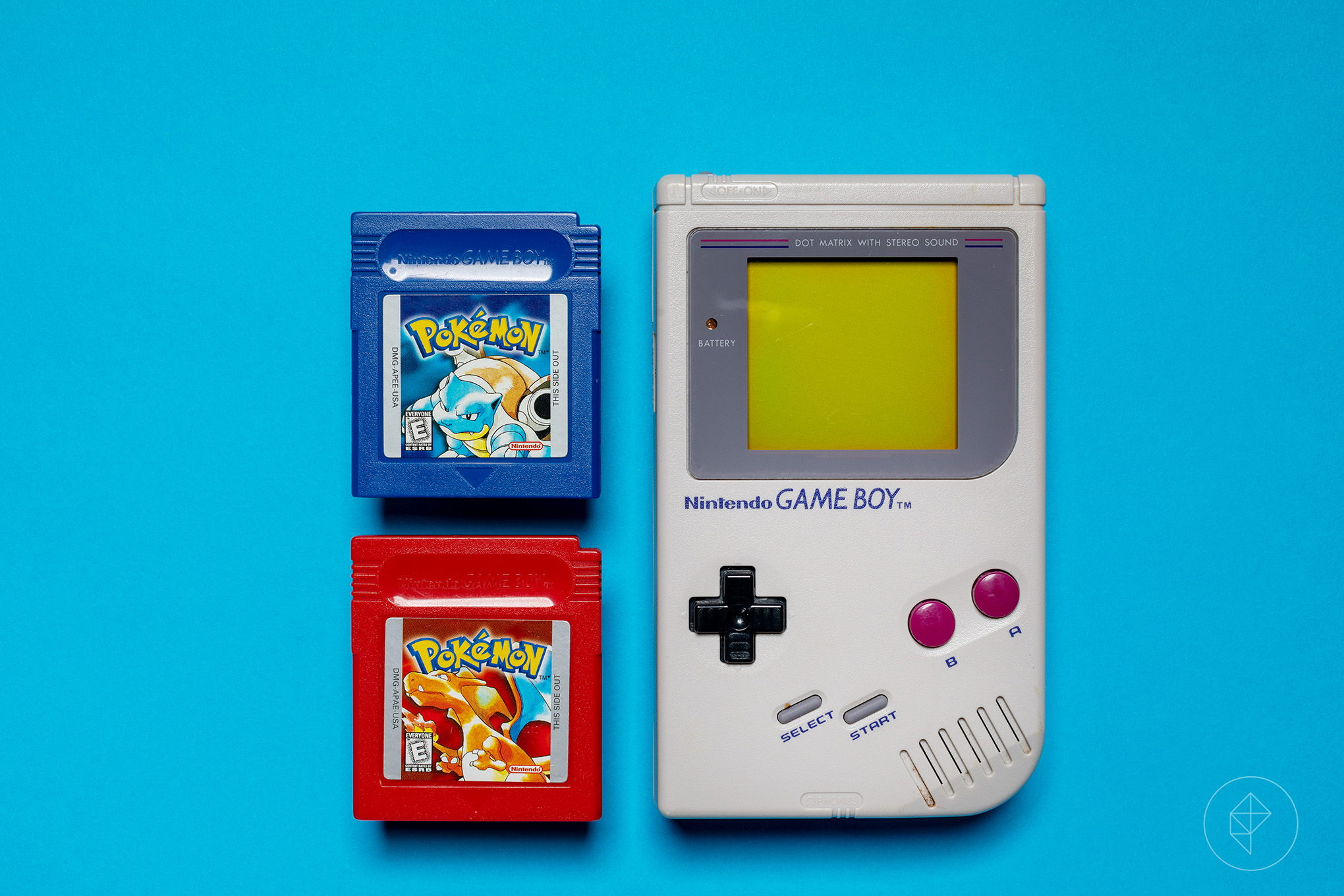 The Game Boy was a brief vacation from life in a big family