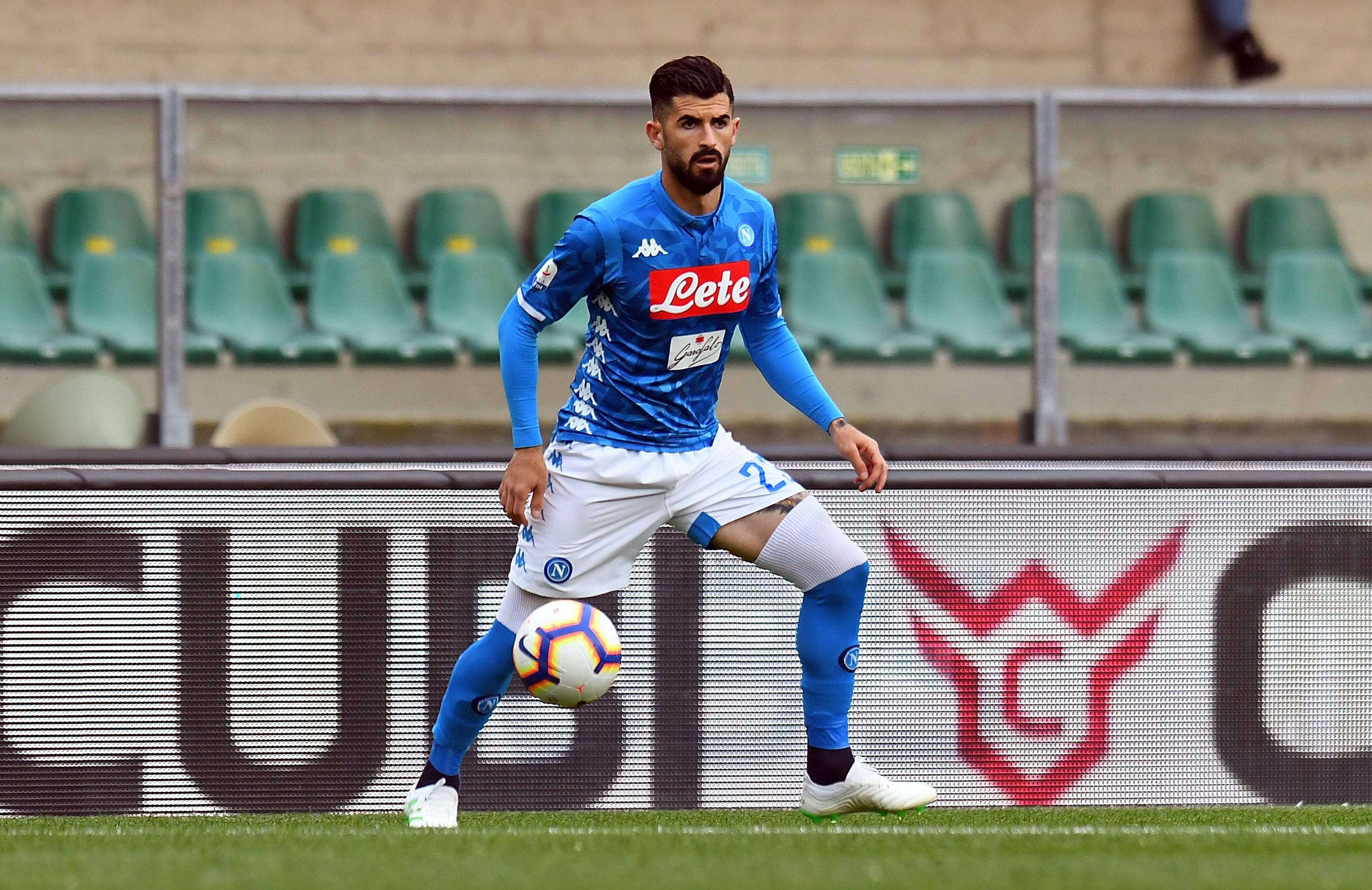 Napoli 'could' make Sarri-favorite full back Elseid Hysaj available at 50 per cent discount — report